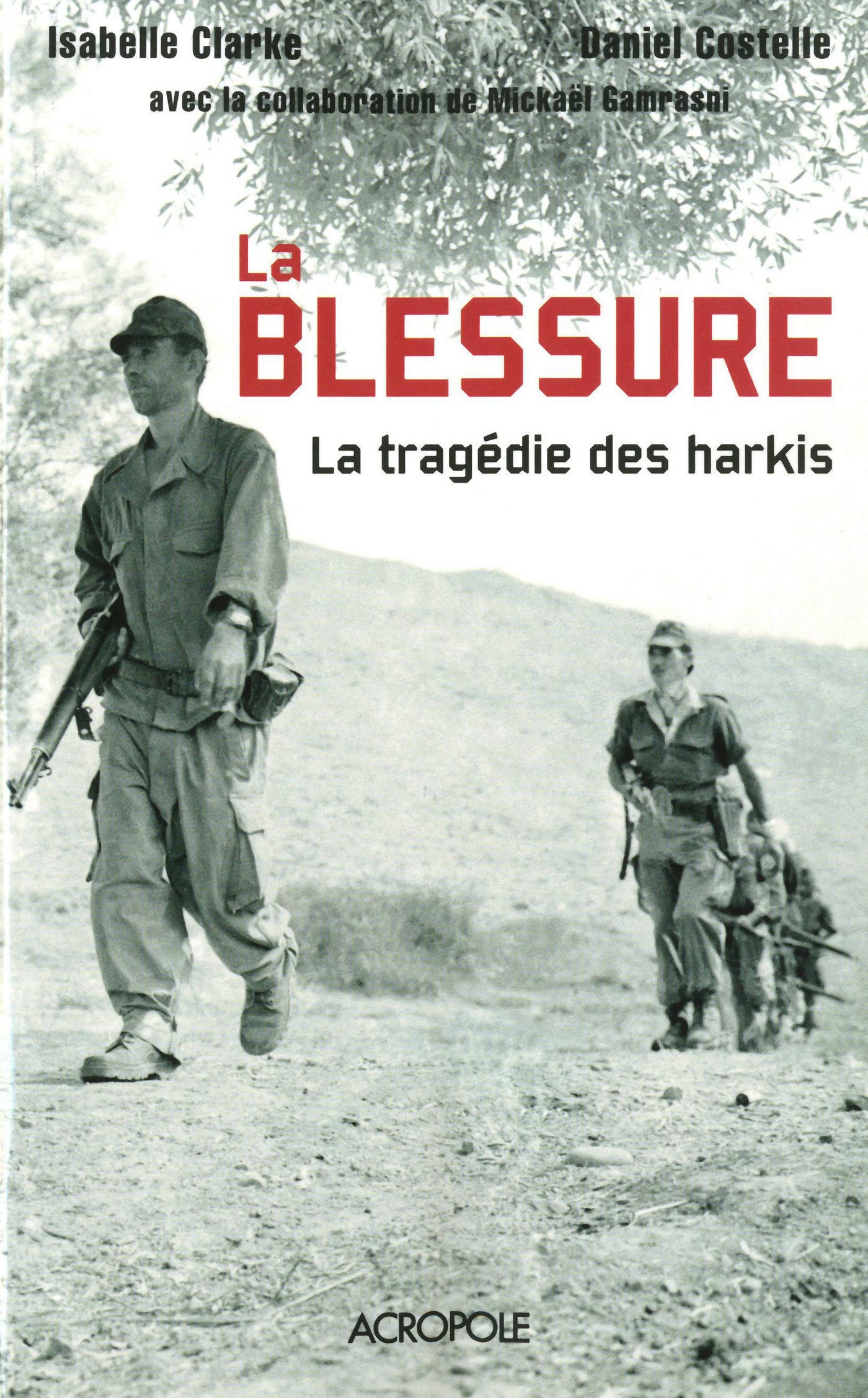 La blessure - La tragédie des harkis (ebook)