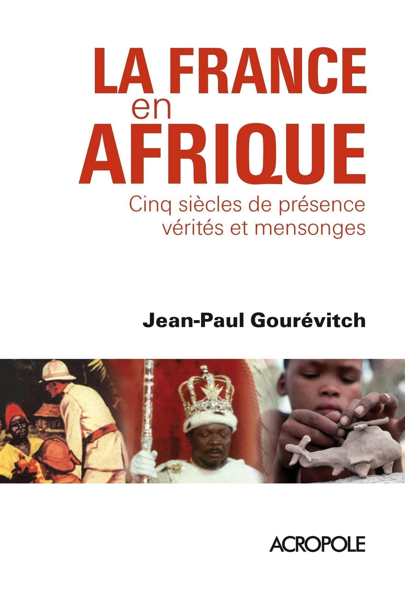 La France en Afrique (ebook)