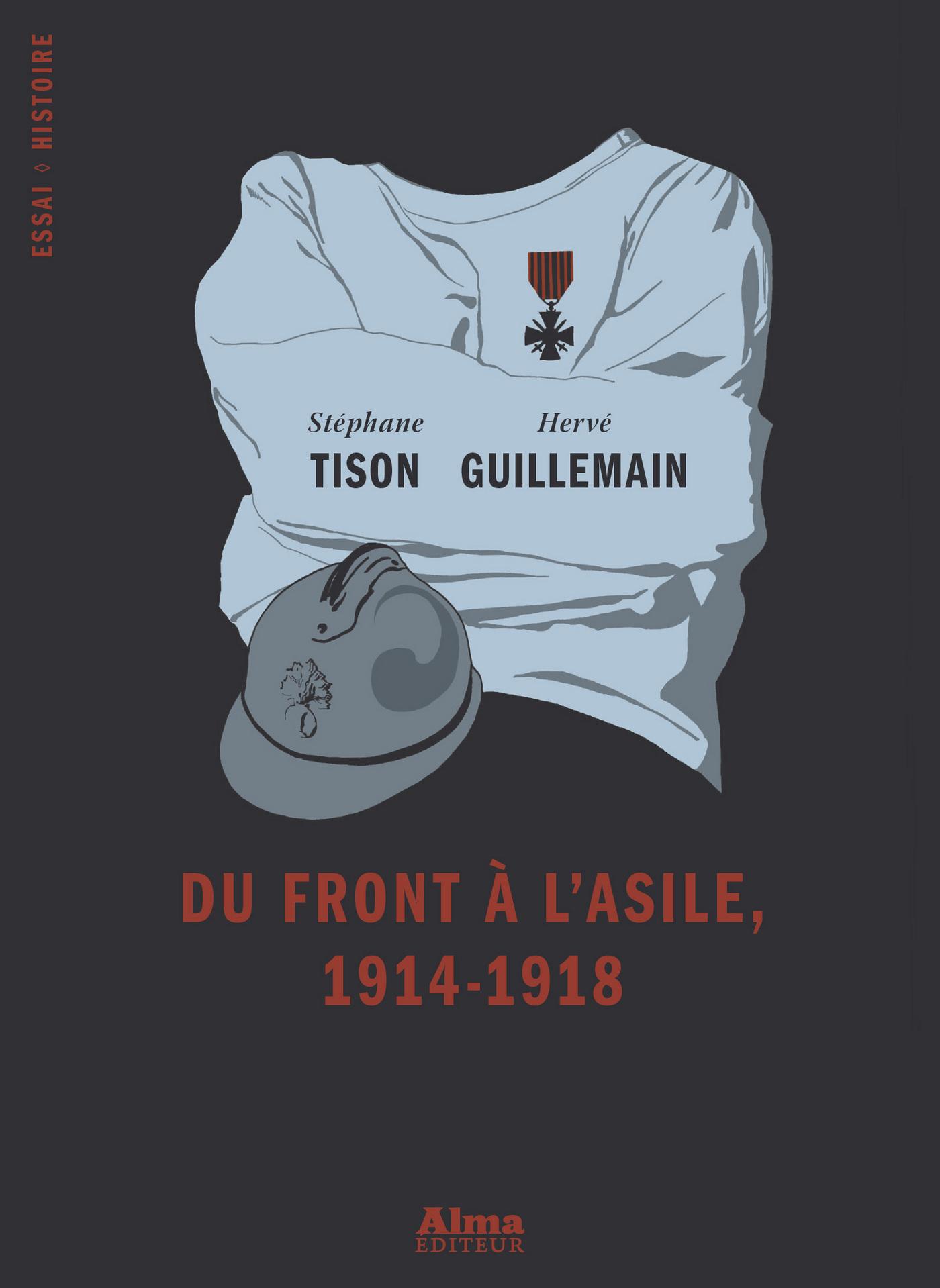 Du front à l'asile 1914-1918 (ebook)
