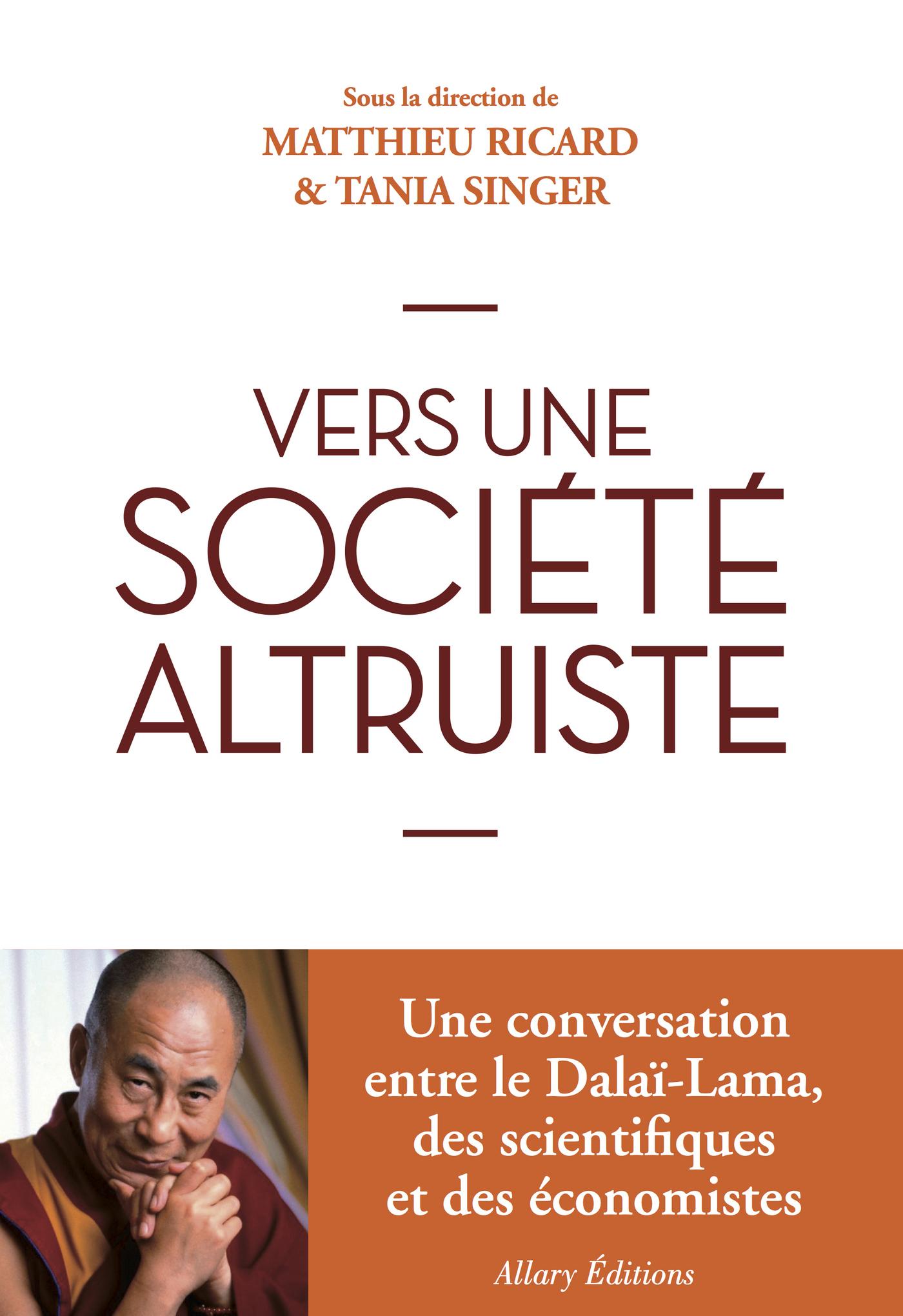 Vers une société altruiste (ebook)
