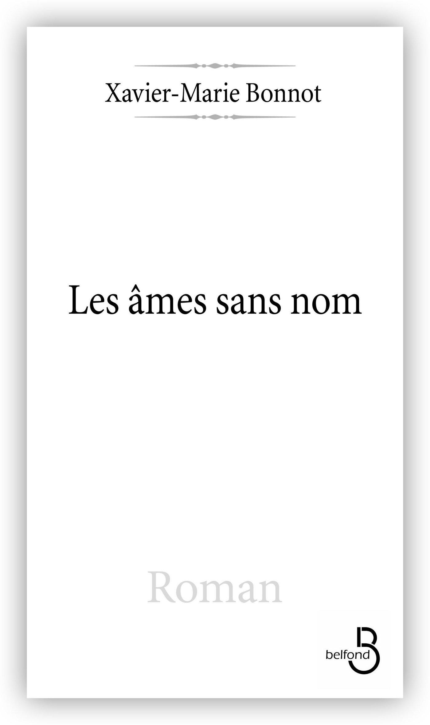 Les Ames sans nom (ebook)