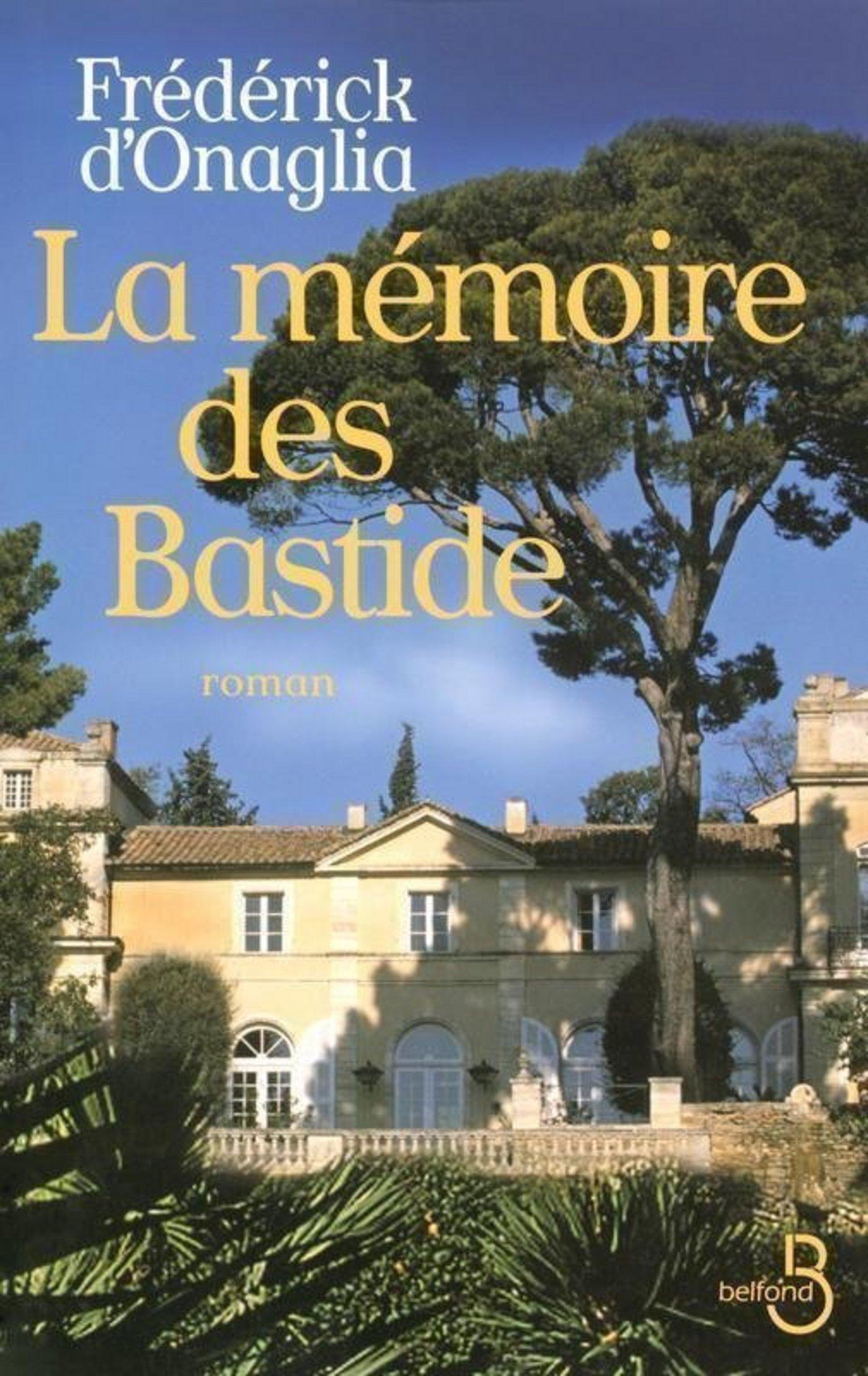 La Mémoire des Bastide (ebook)