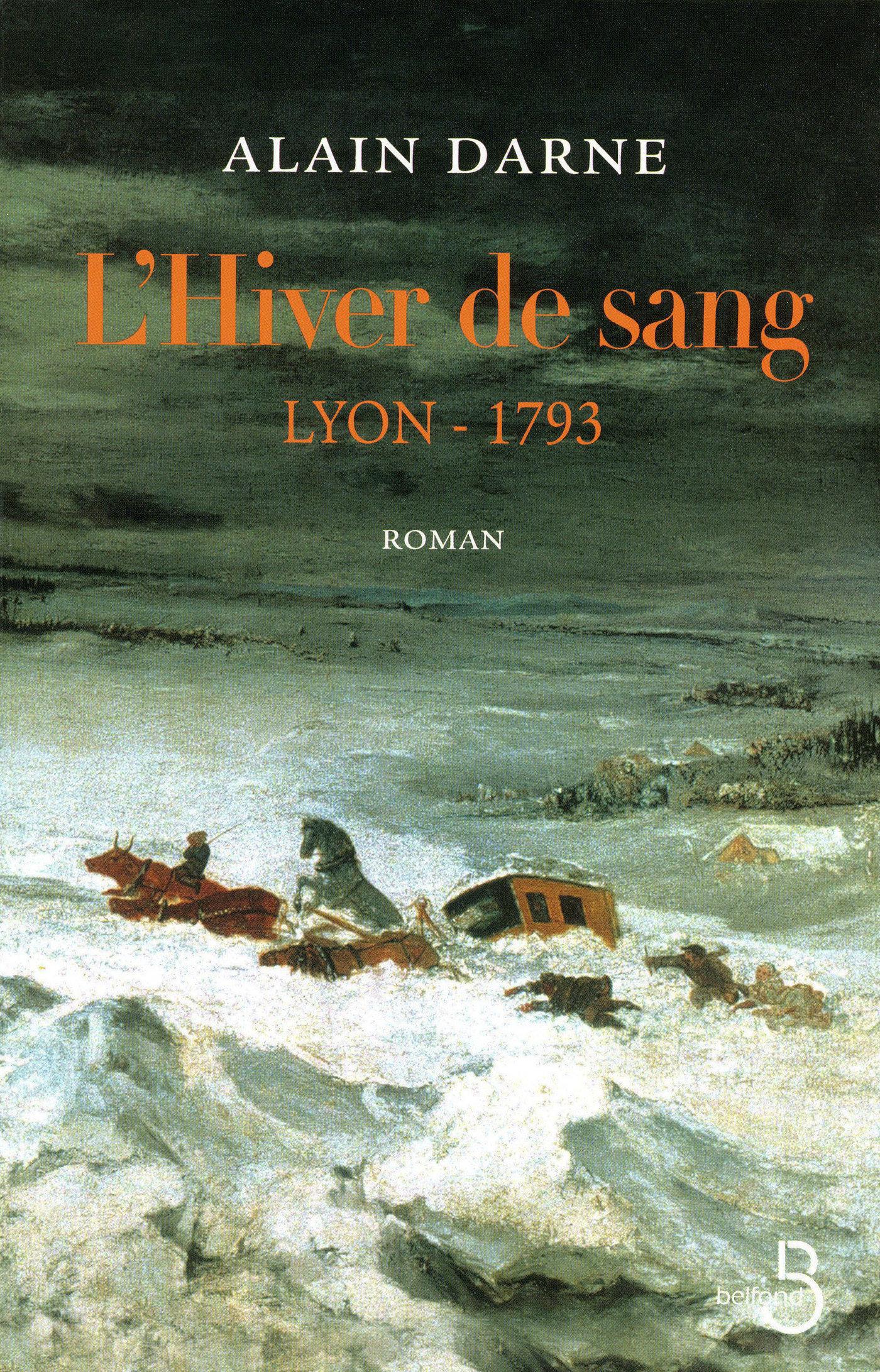 L'Hiver de sang (ebook)
