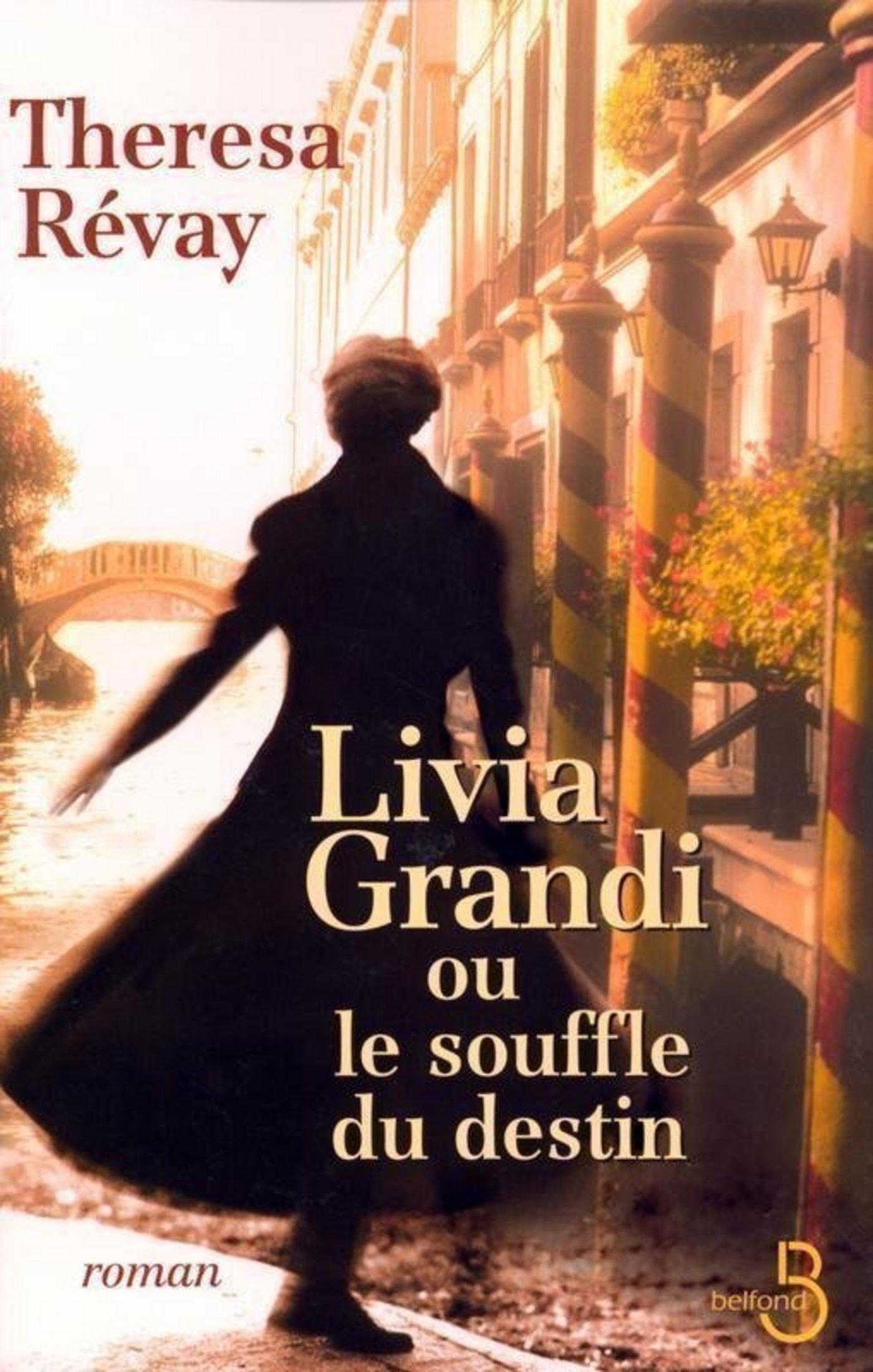 Livia Grandi ou le souffle du destin (ebook)