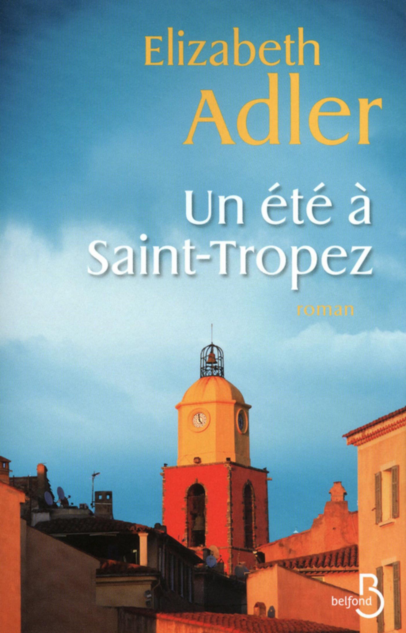 Un été à Saint-Tropez (ebook)