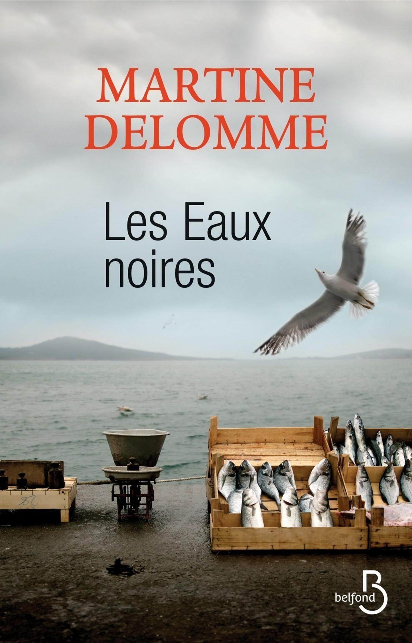 Les eaux noires (ebook)