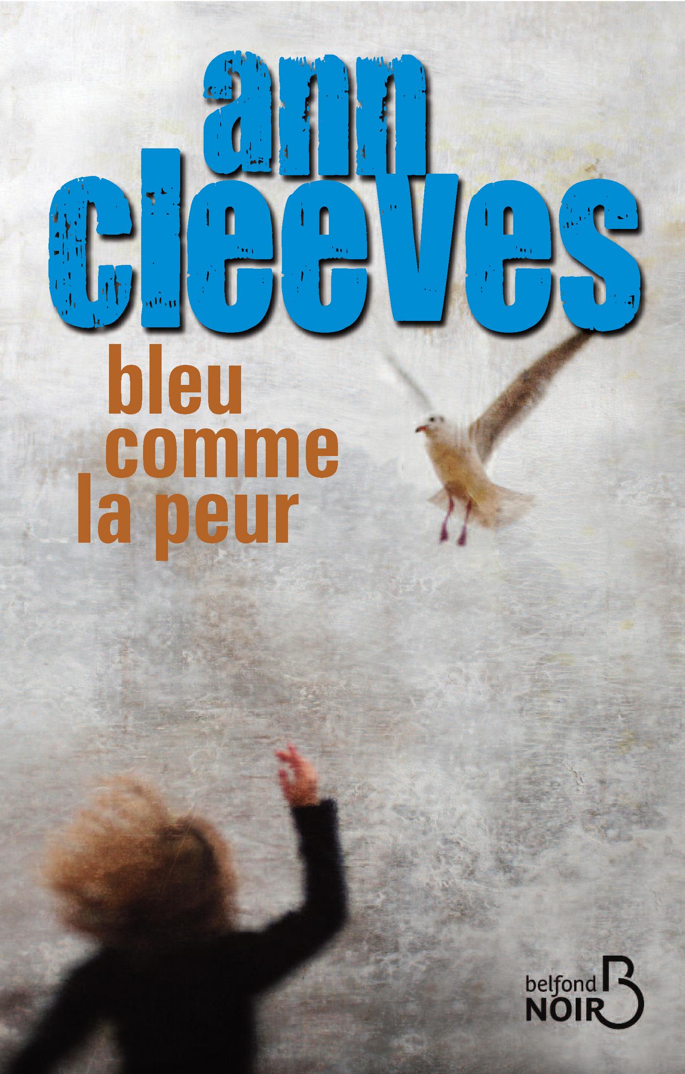 Bleu comme la peur (ebook)