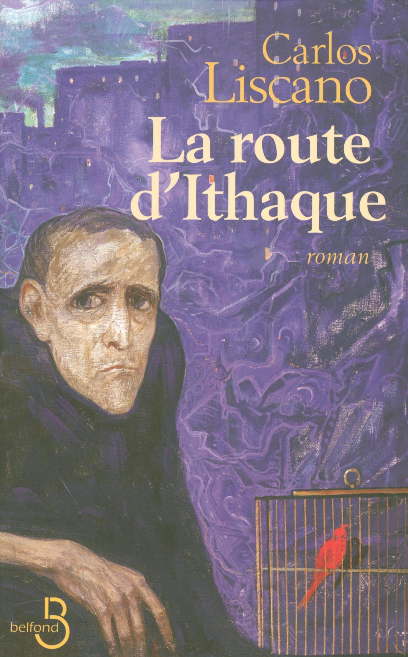 La route d'Ithaque (ebook)