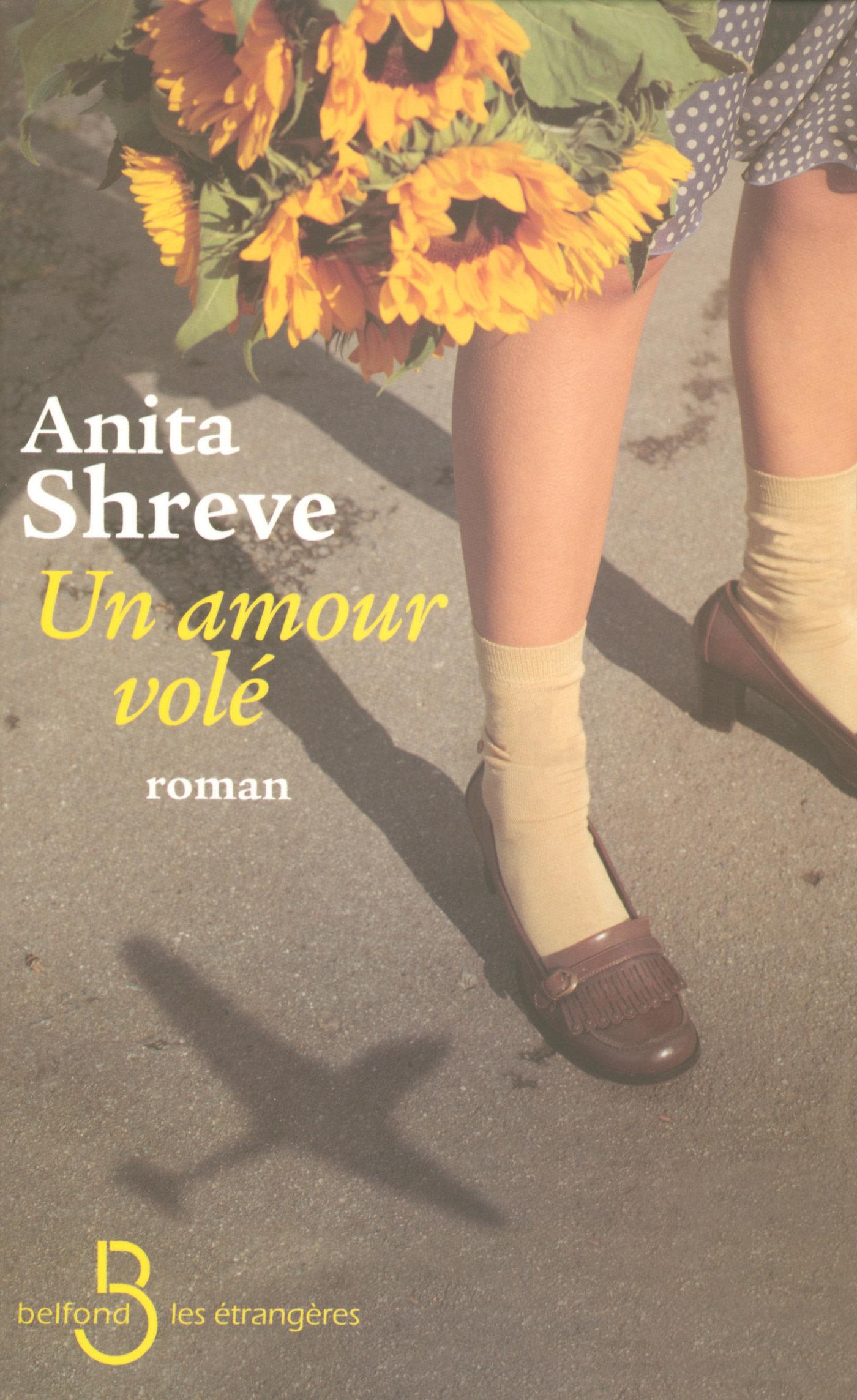 Un amour volé (ebook)