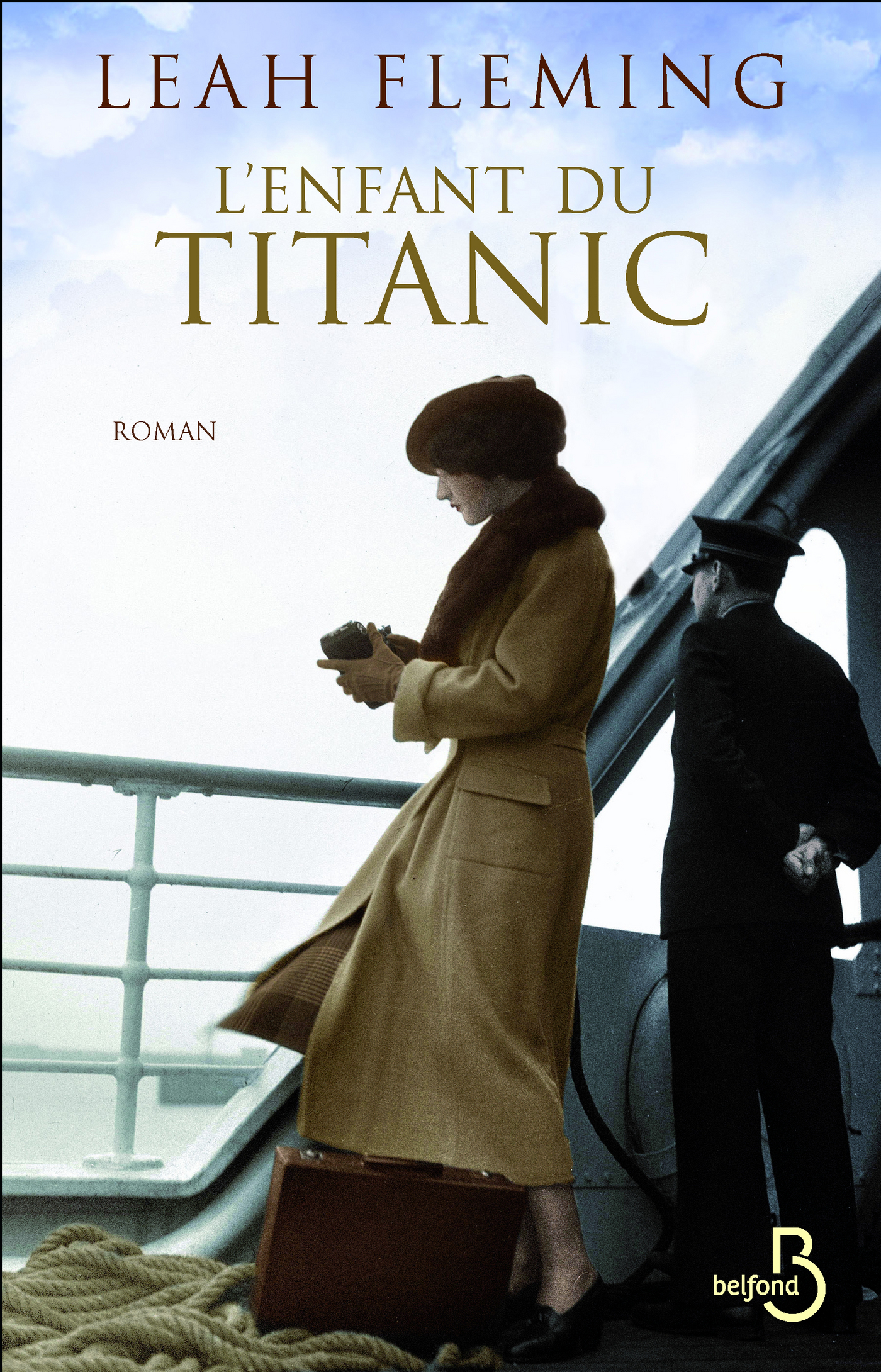 L'Enfant du Titanic (ebook)