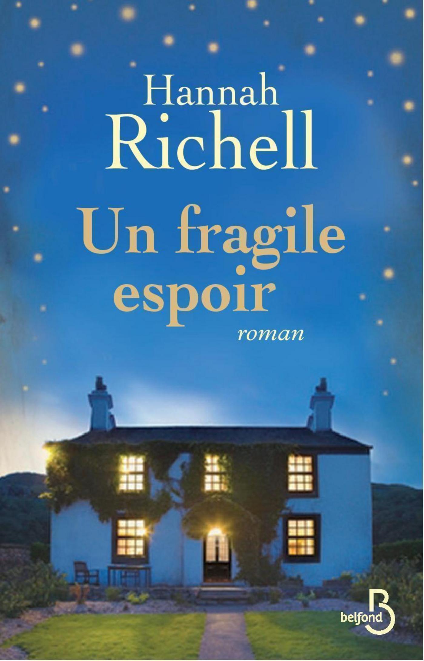 Un fragile espoir (ebook)