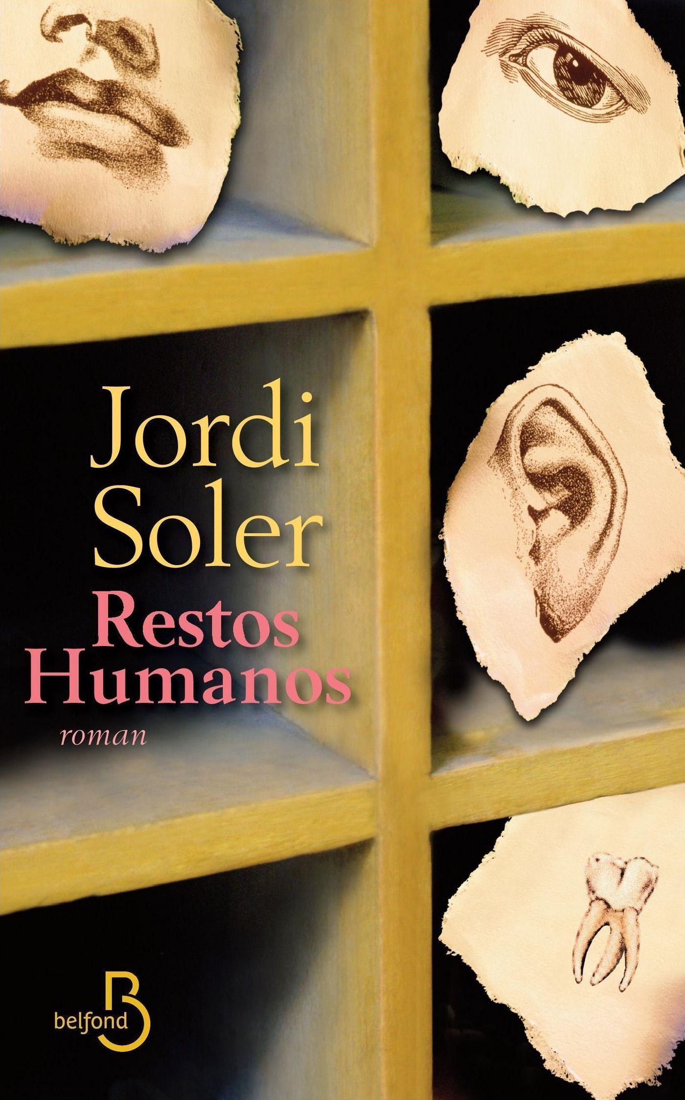 Restos humanos (ebook)