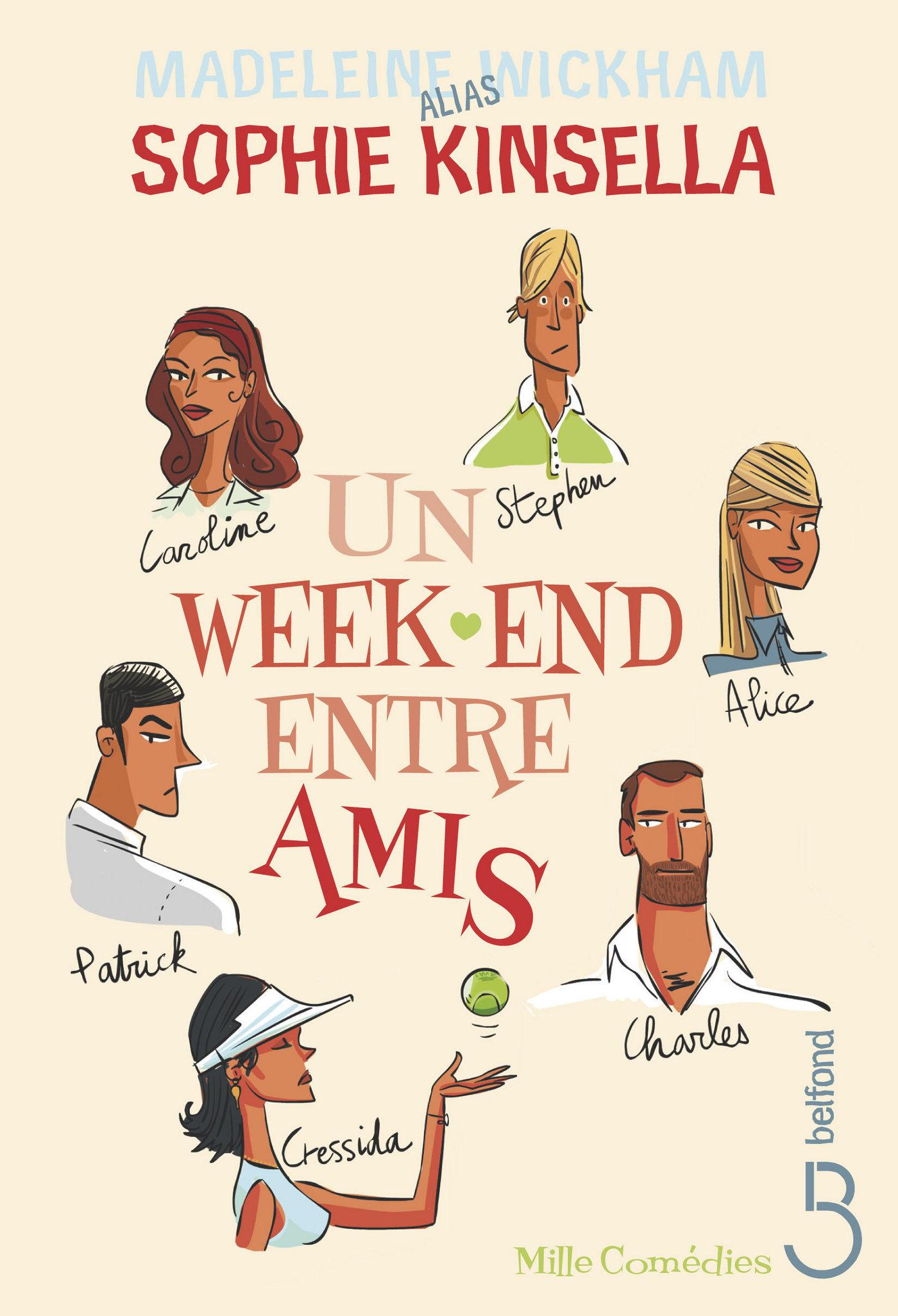Un week-end entre amis (ebook)