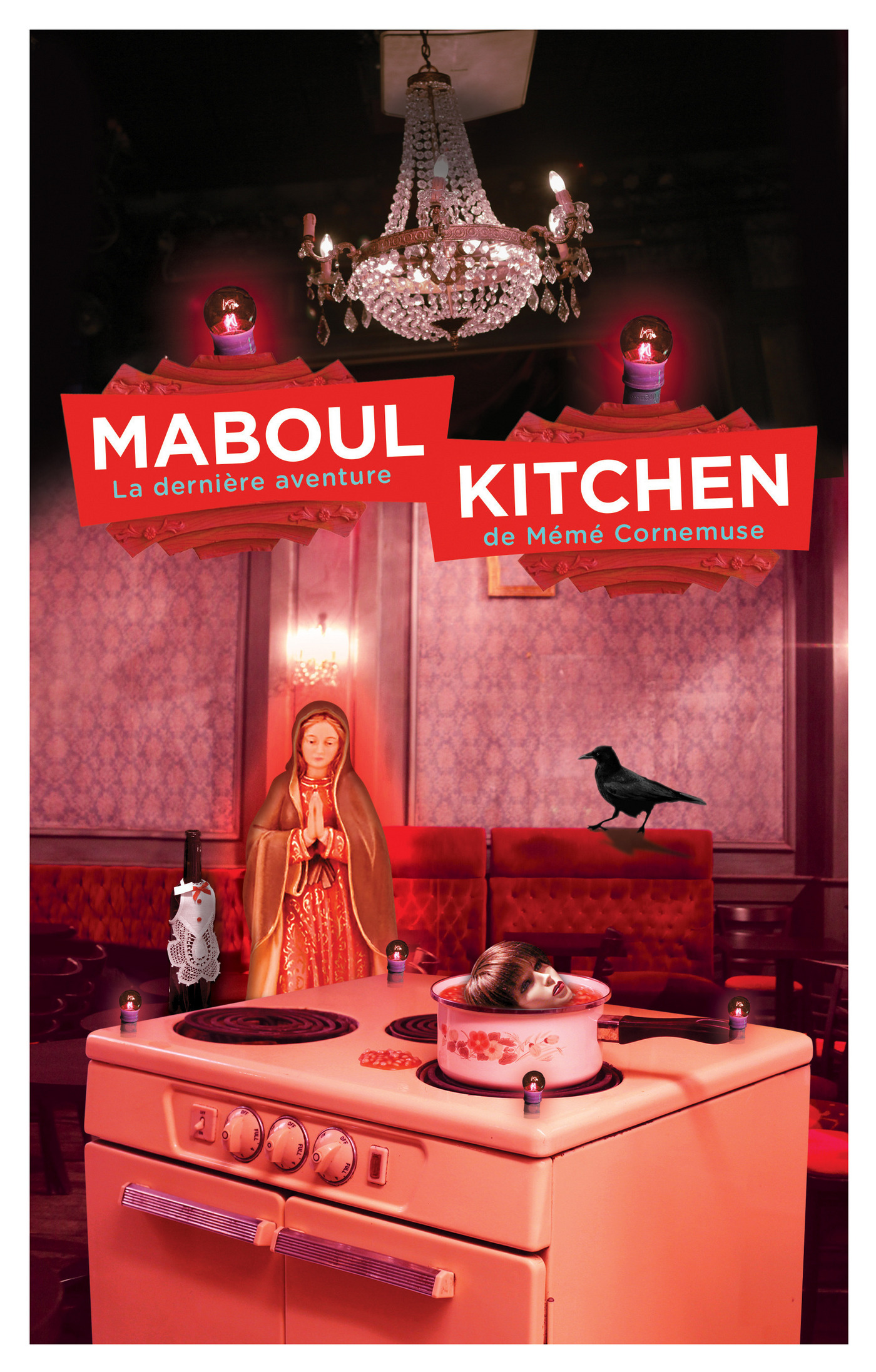 Maboul kitchen (ebook)
