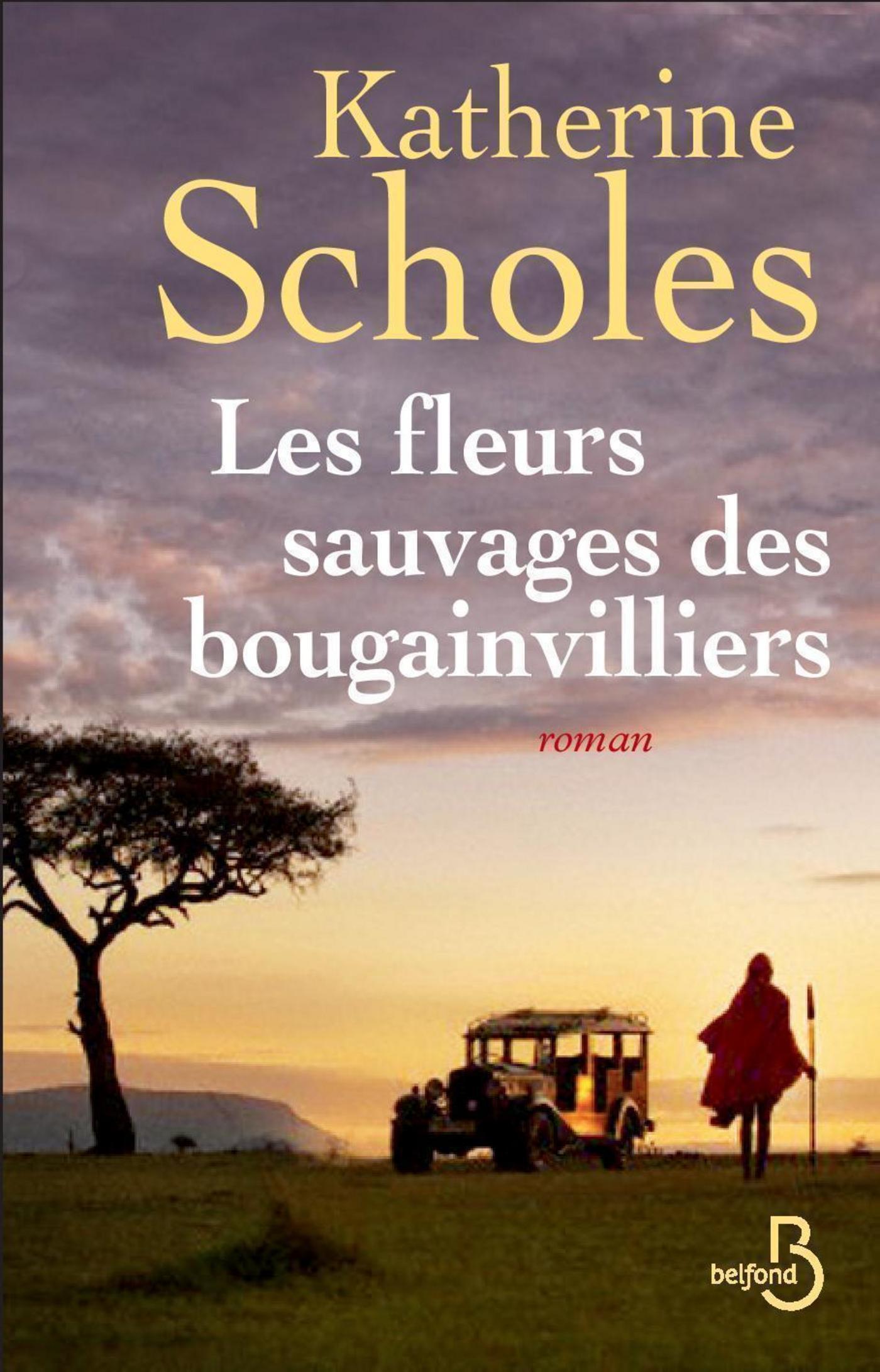 Les fleurs sauvages des bougainvilliers (ebook)