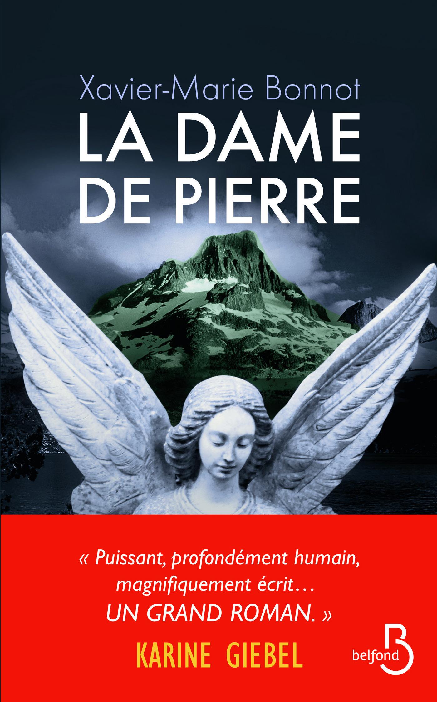 La dame de pierre (ebook)