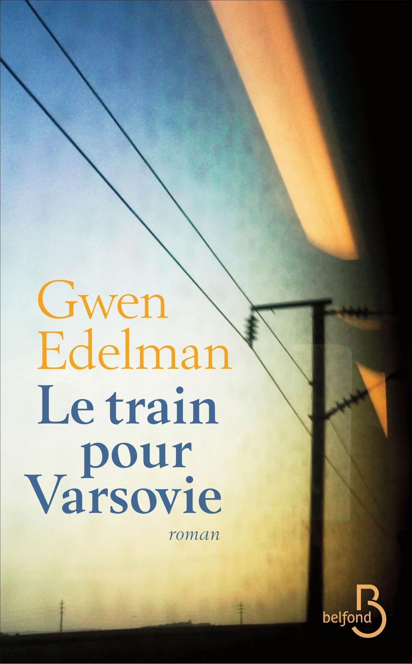 Le train pour Varsovie (ebook)