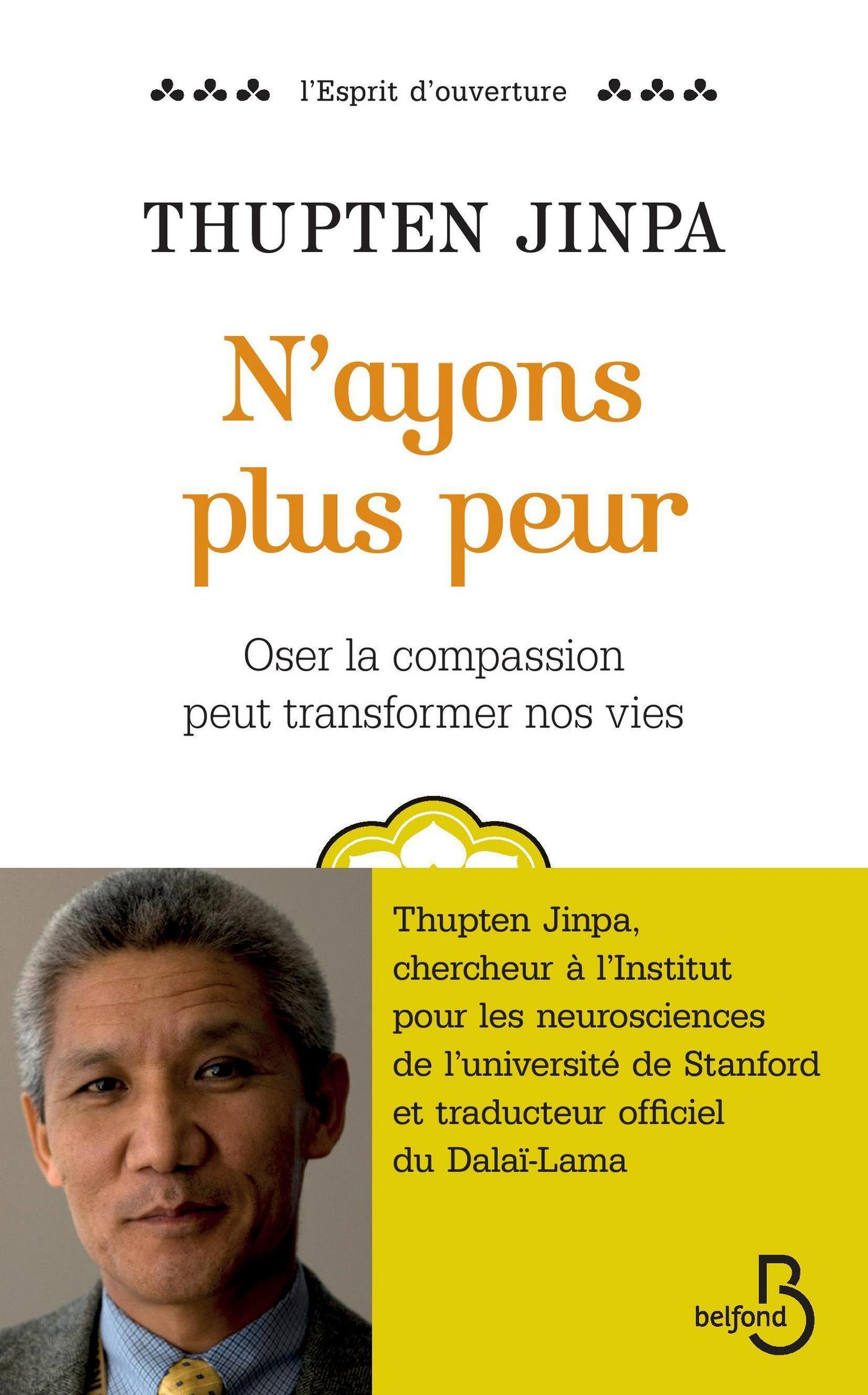 N'ayons plus peur (ebook)