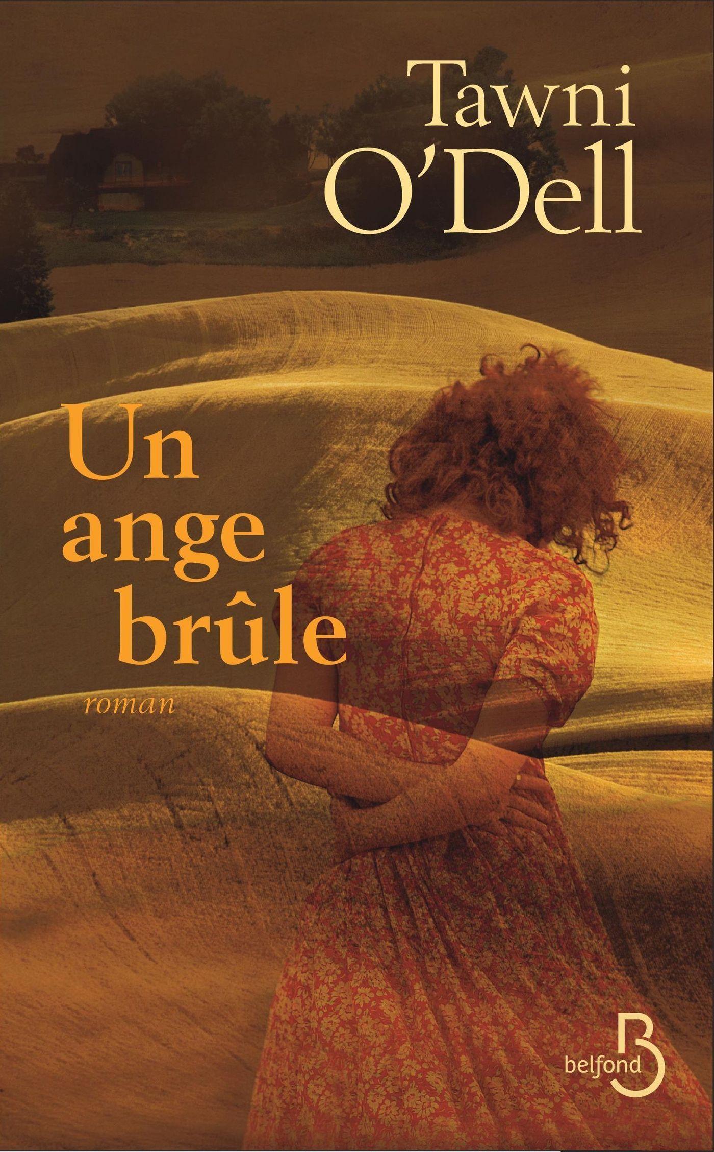 Un ange brûle (ebook)