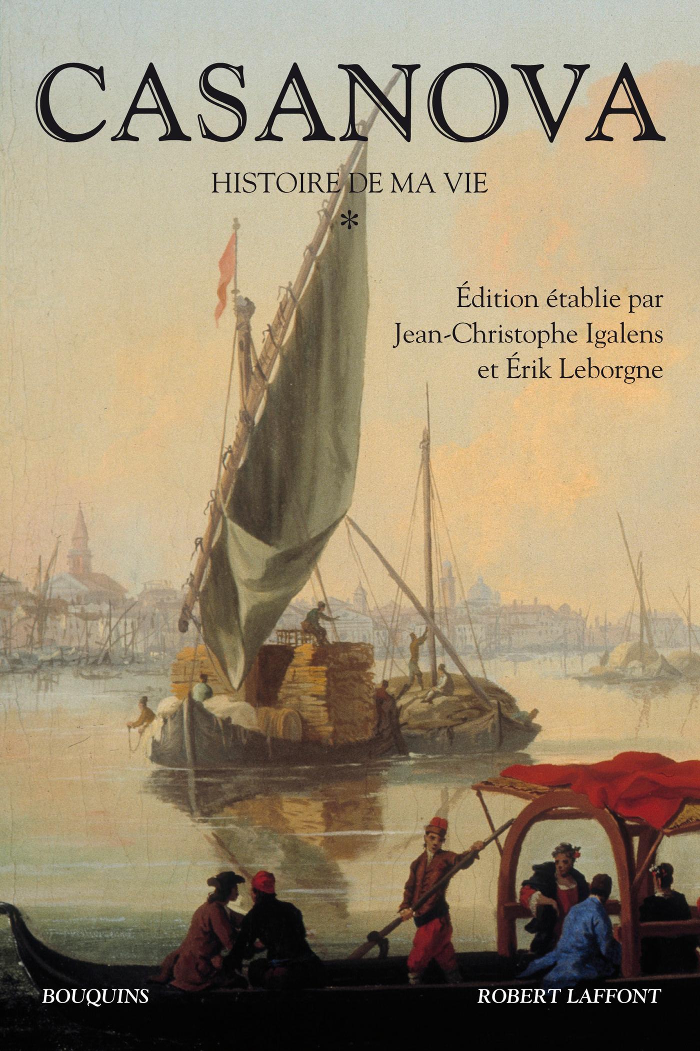 HISTOIRE DE MA VIE - TOME 1 - NE