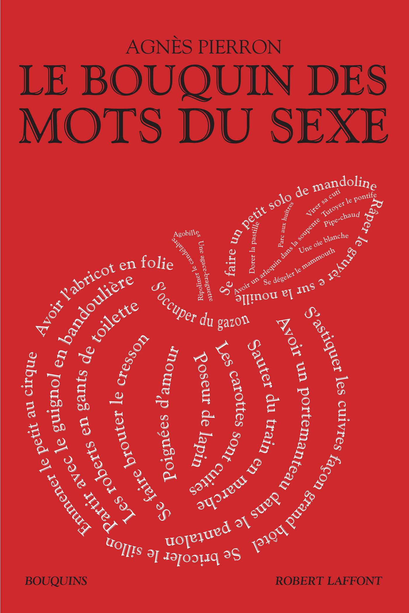 Le Bouquin des mots du sexe (ebook)
