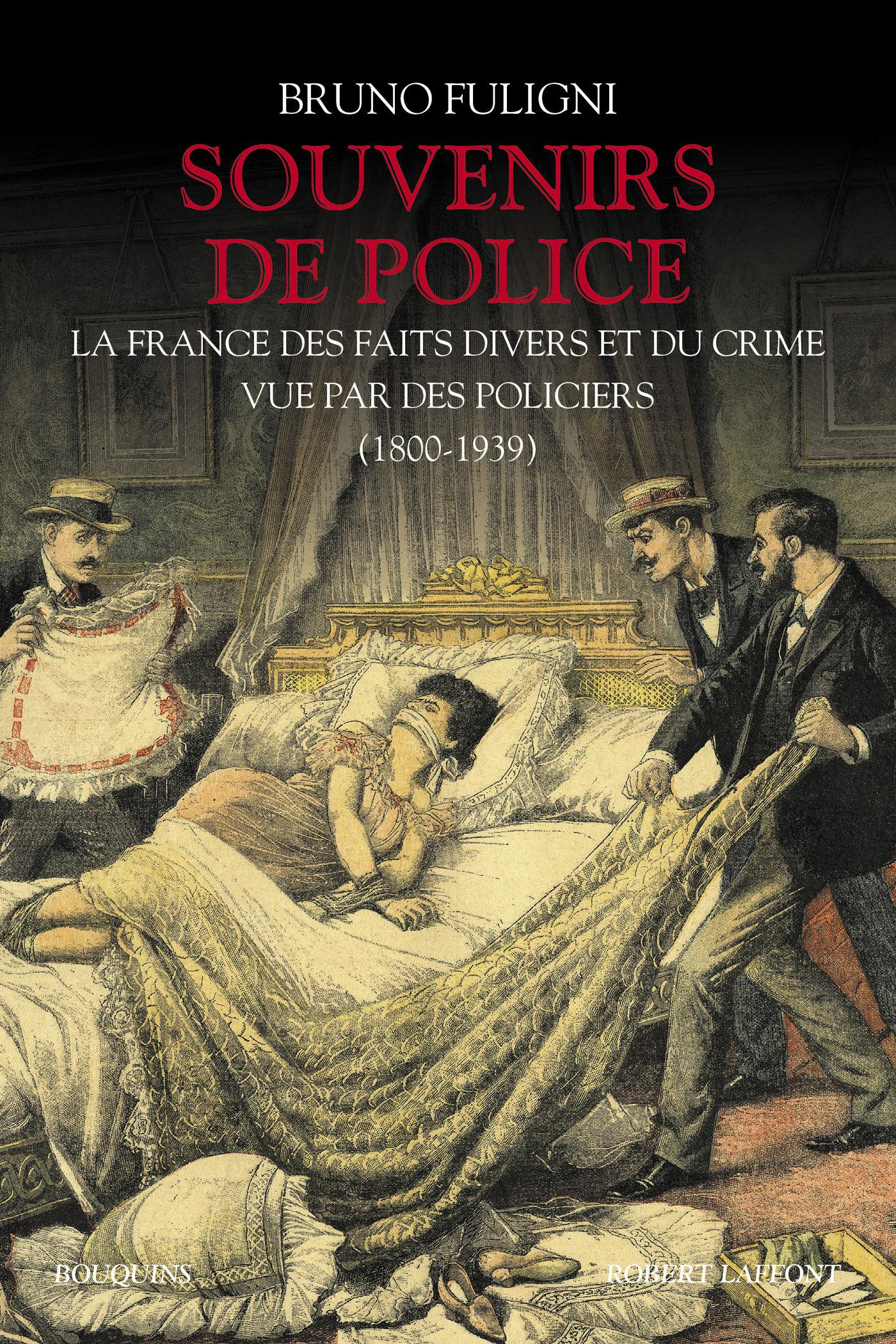 Souvenirs de police (ebook)