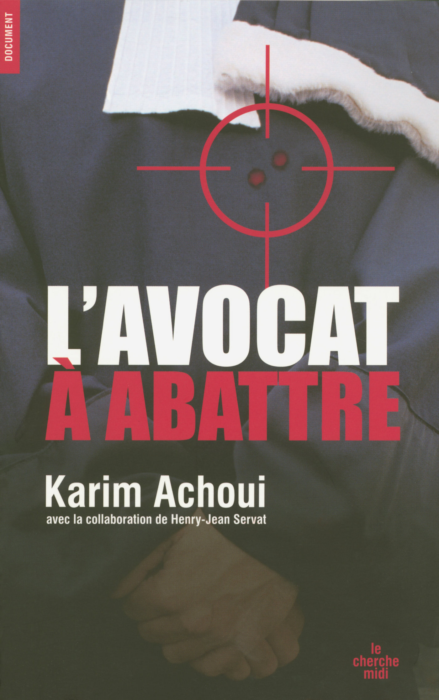 L'avocat à abattre (ebook)