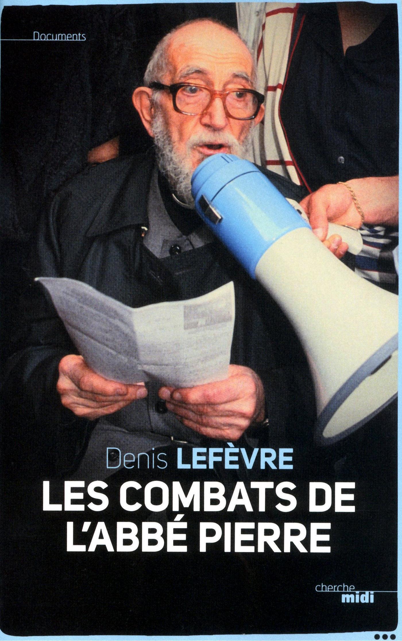 Les combats de l'Abbé Pierre (ebook)