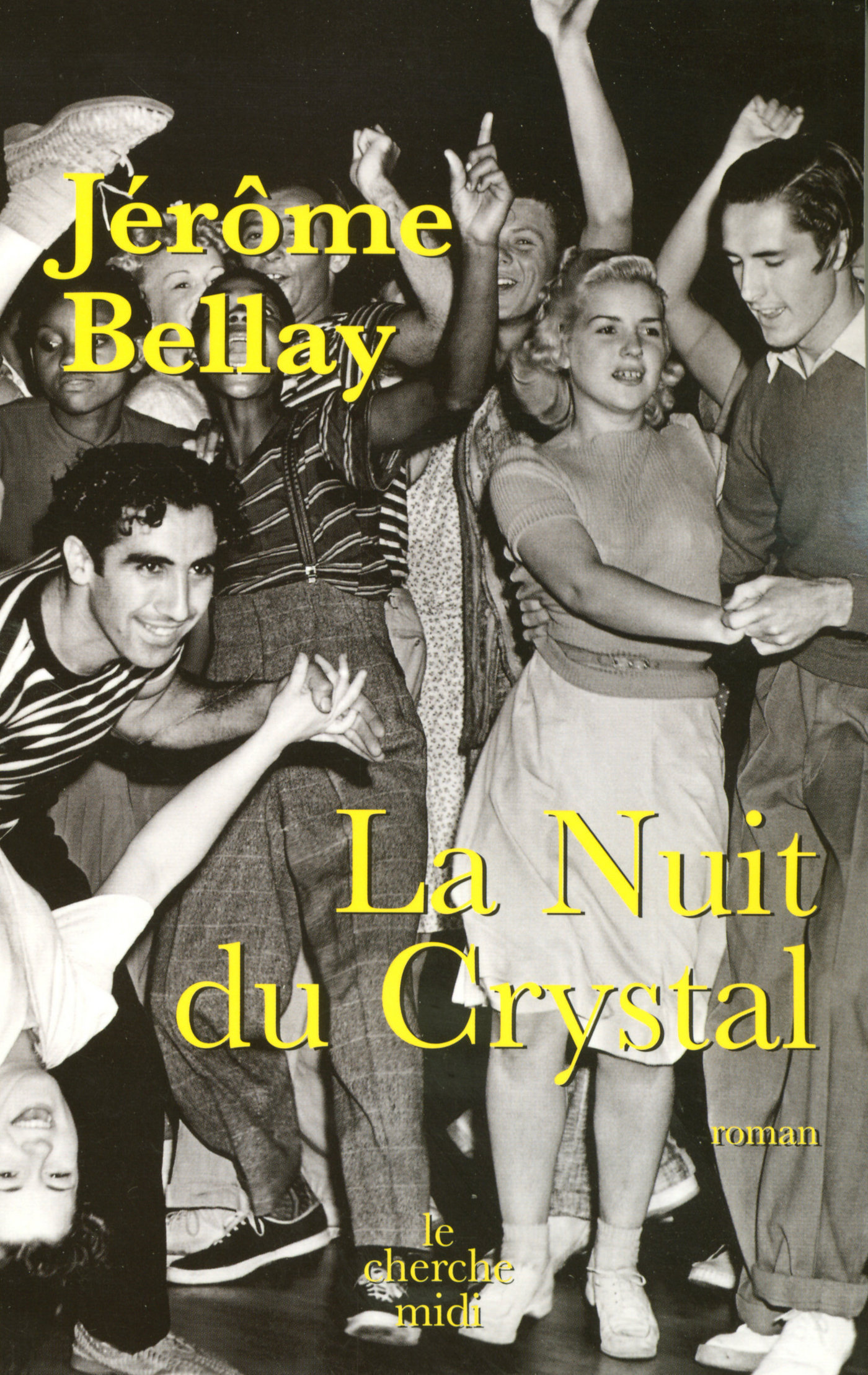 La nuit du Crystal (ebook)