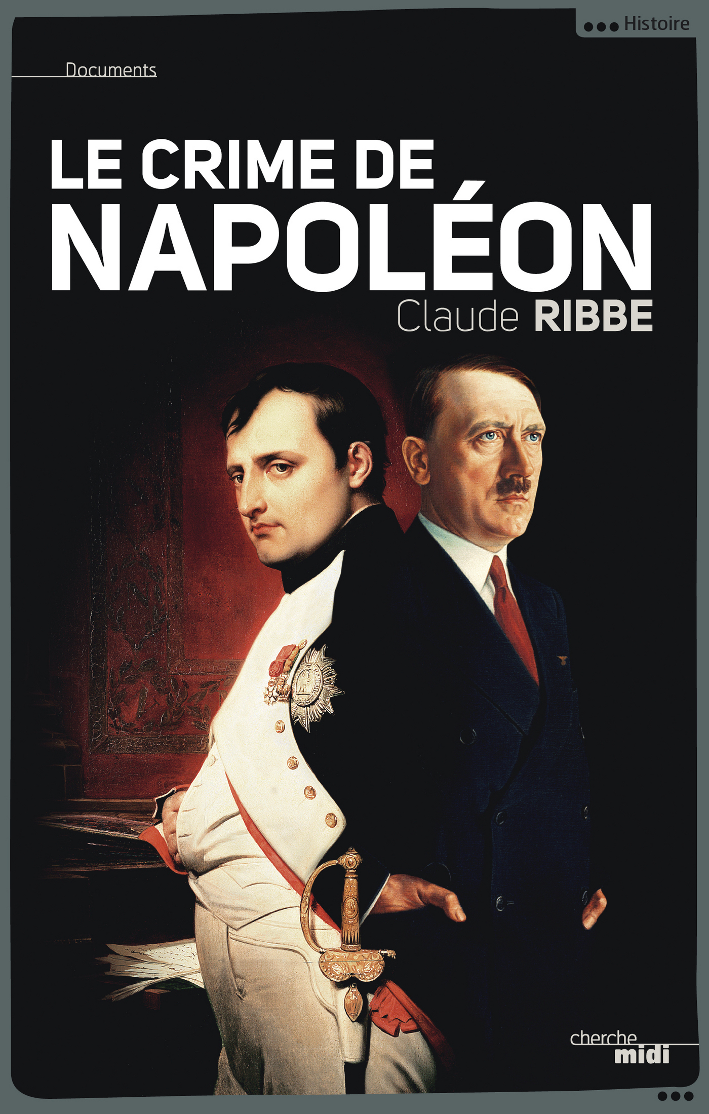 Le crime de Napoléon (ebook)