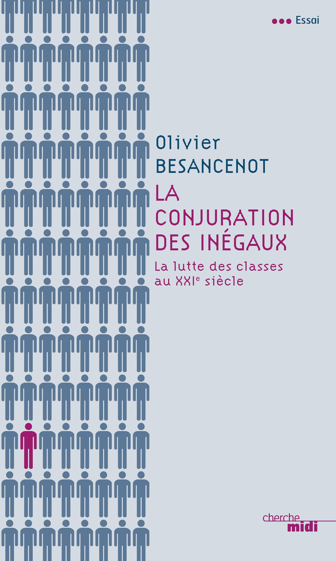 La conjuration des inégaux (ebook)