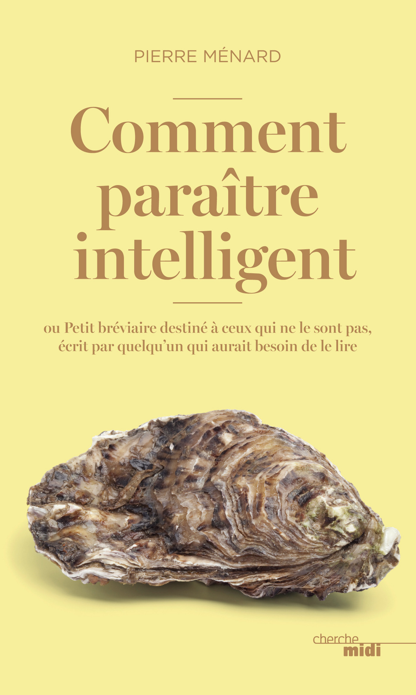Comment paraître intelligent (ebook)