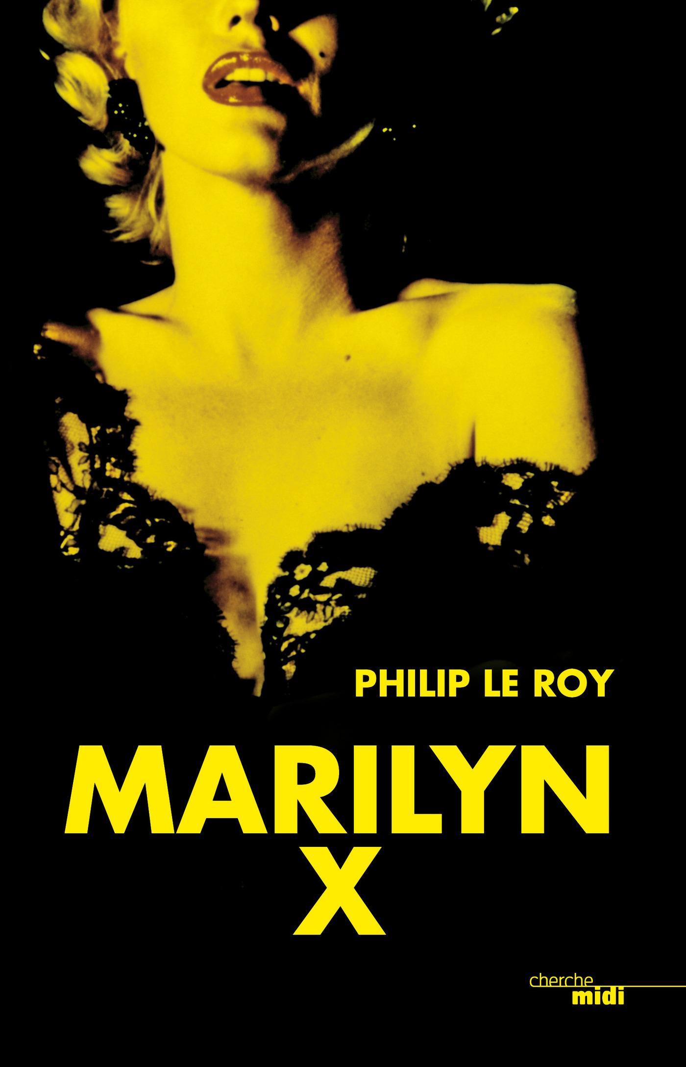 Marilyn X - extrait (ebook)