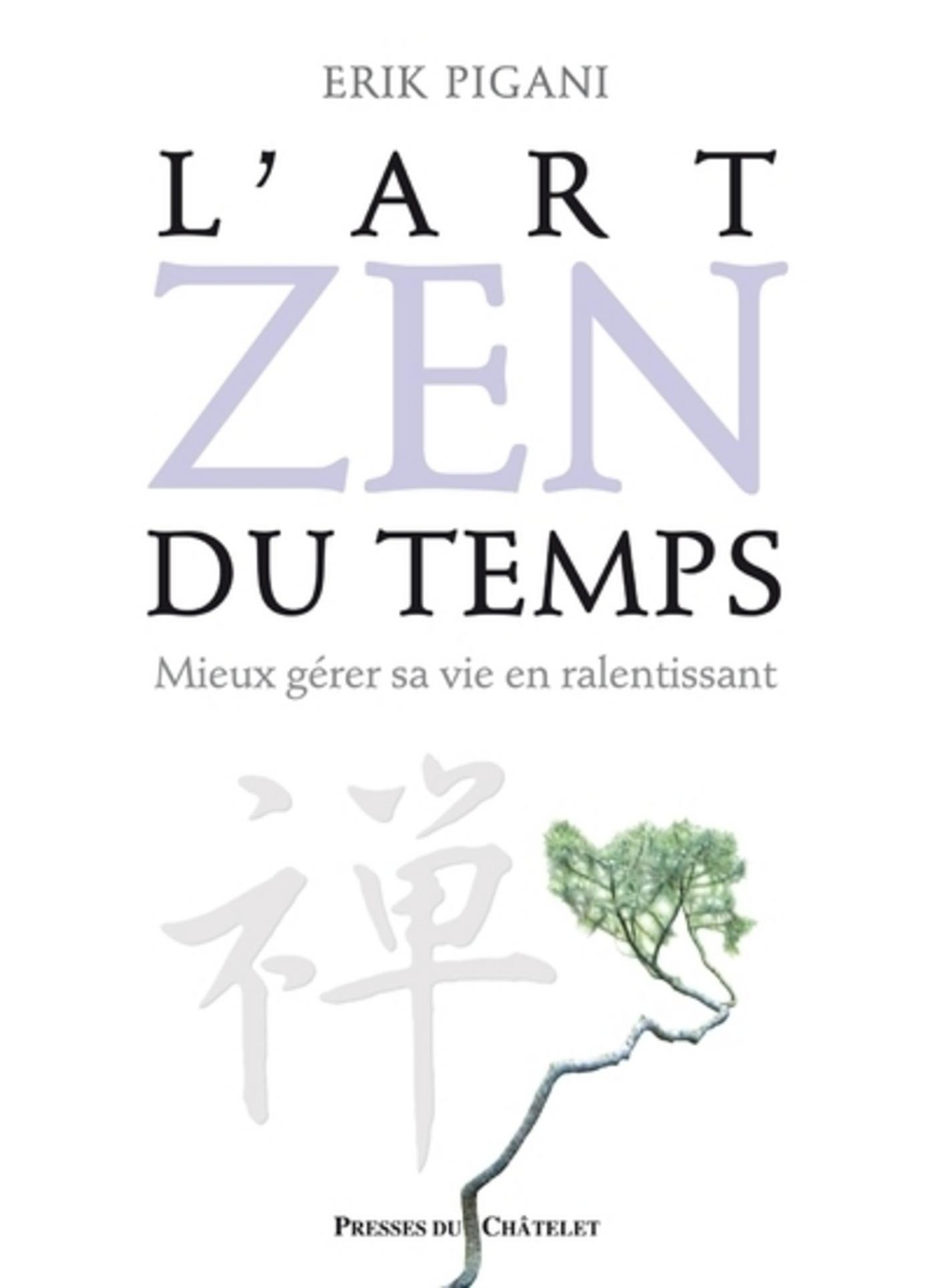 L'art zen du temps