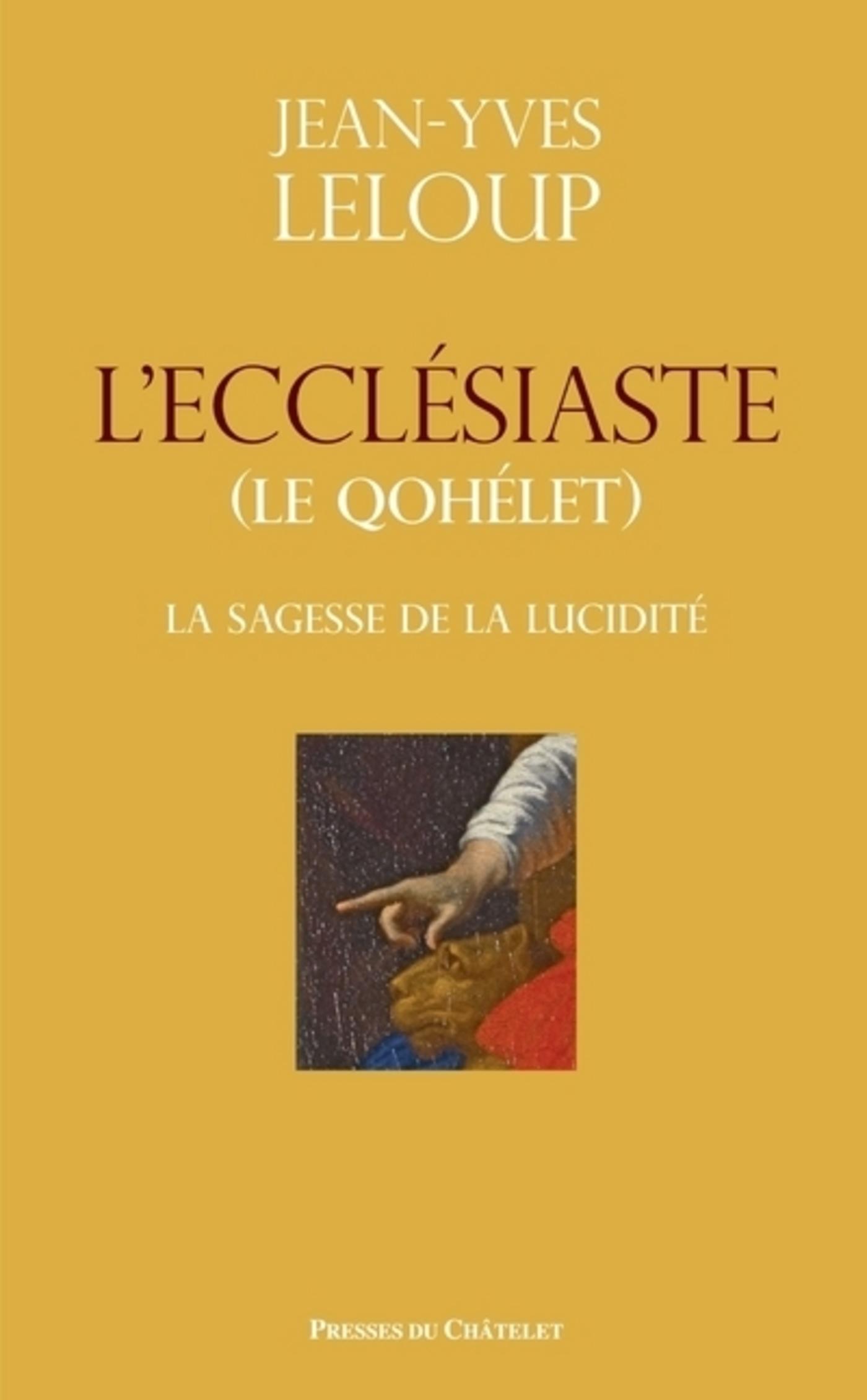 L'ecclesiaste (le Qohélet)