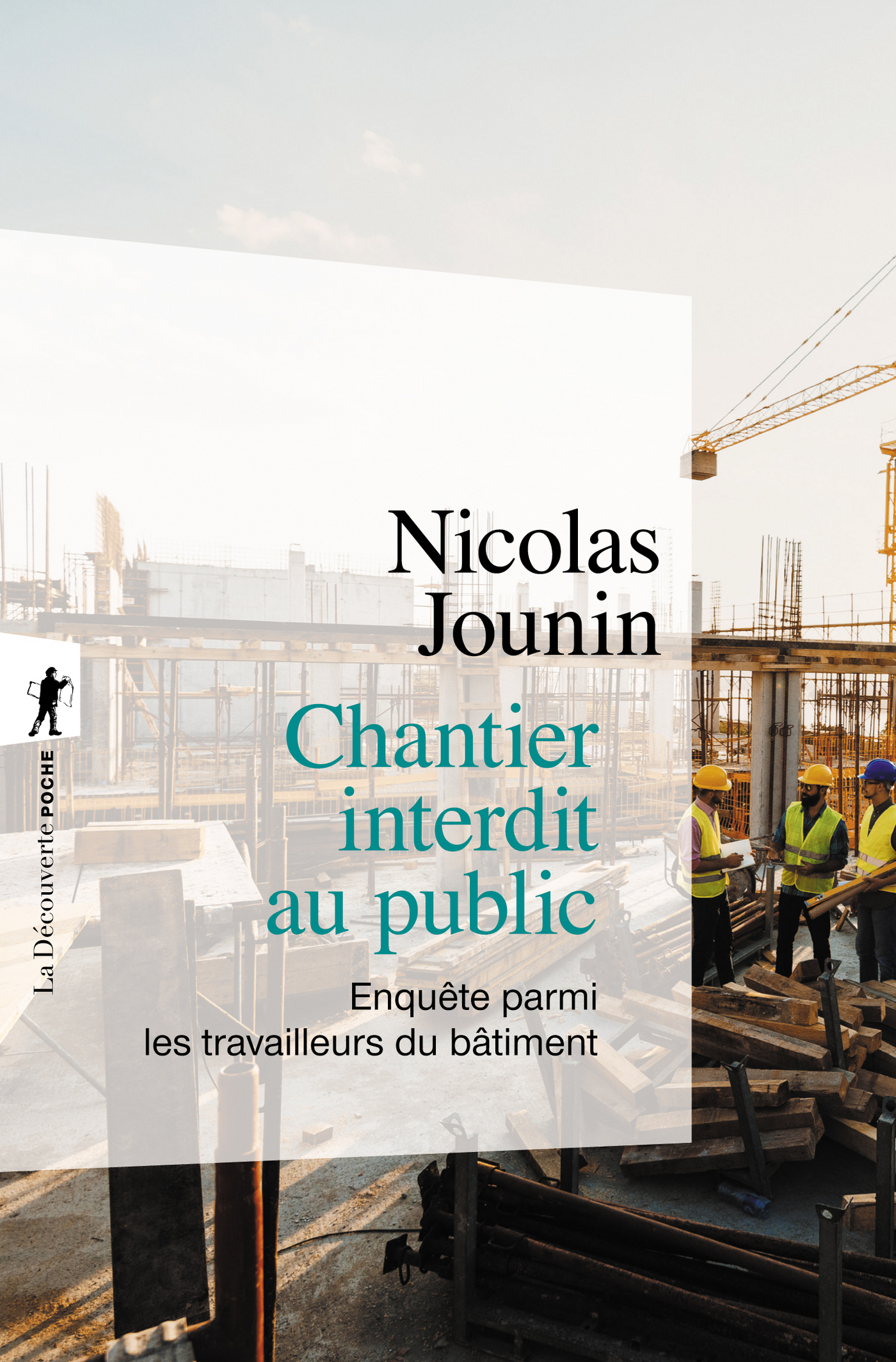 Chantier interdit au public (ebook)
