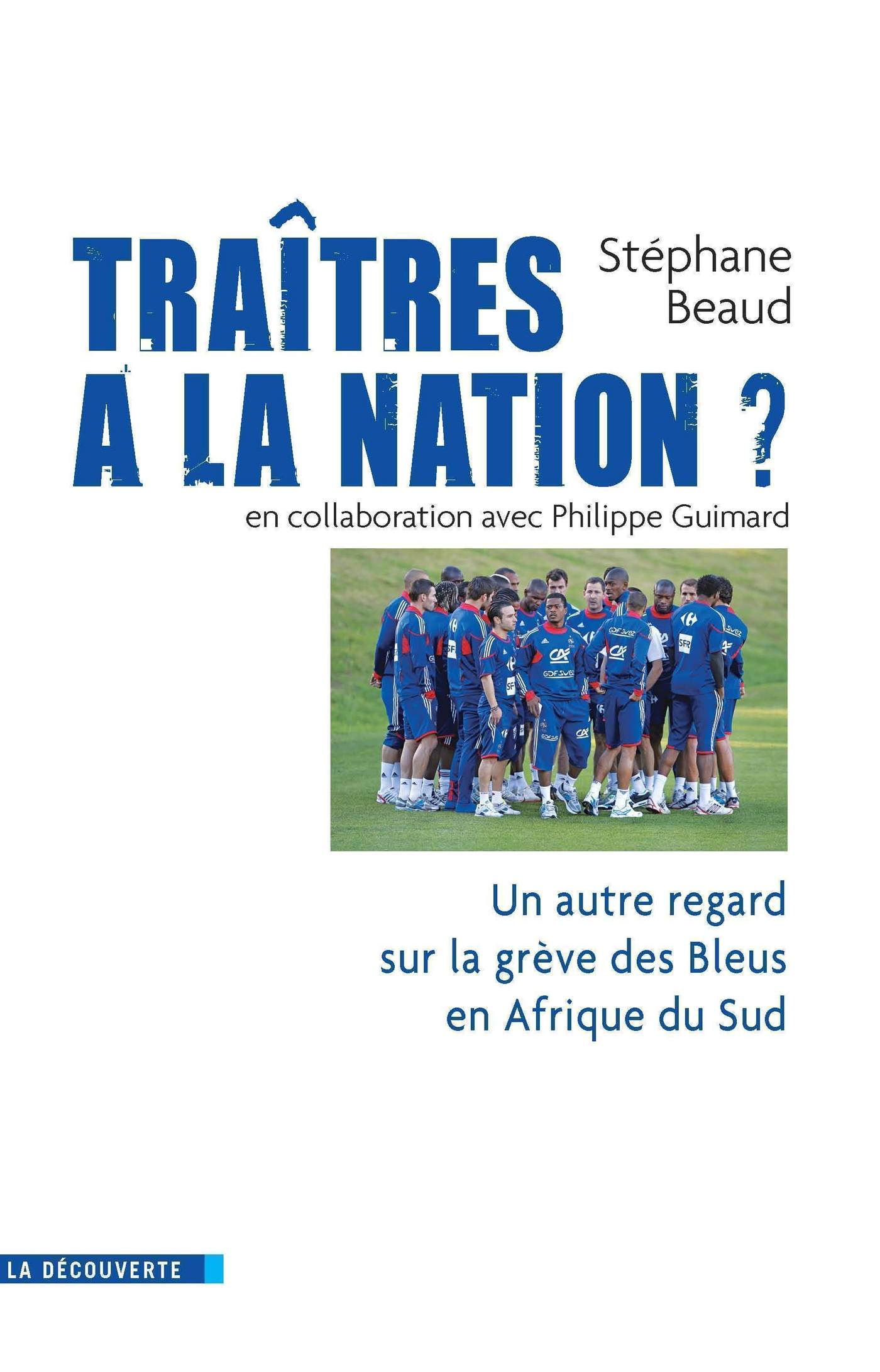 Traîtres à la nation ? (ebook)