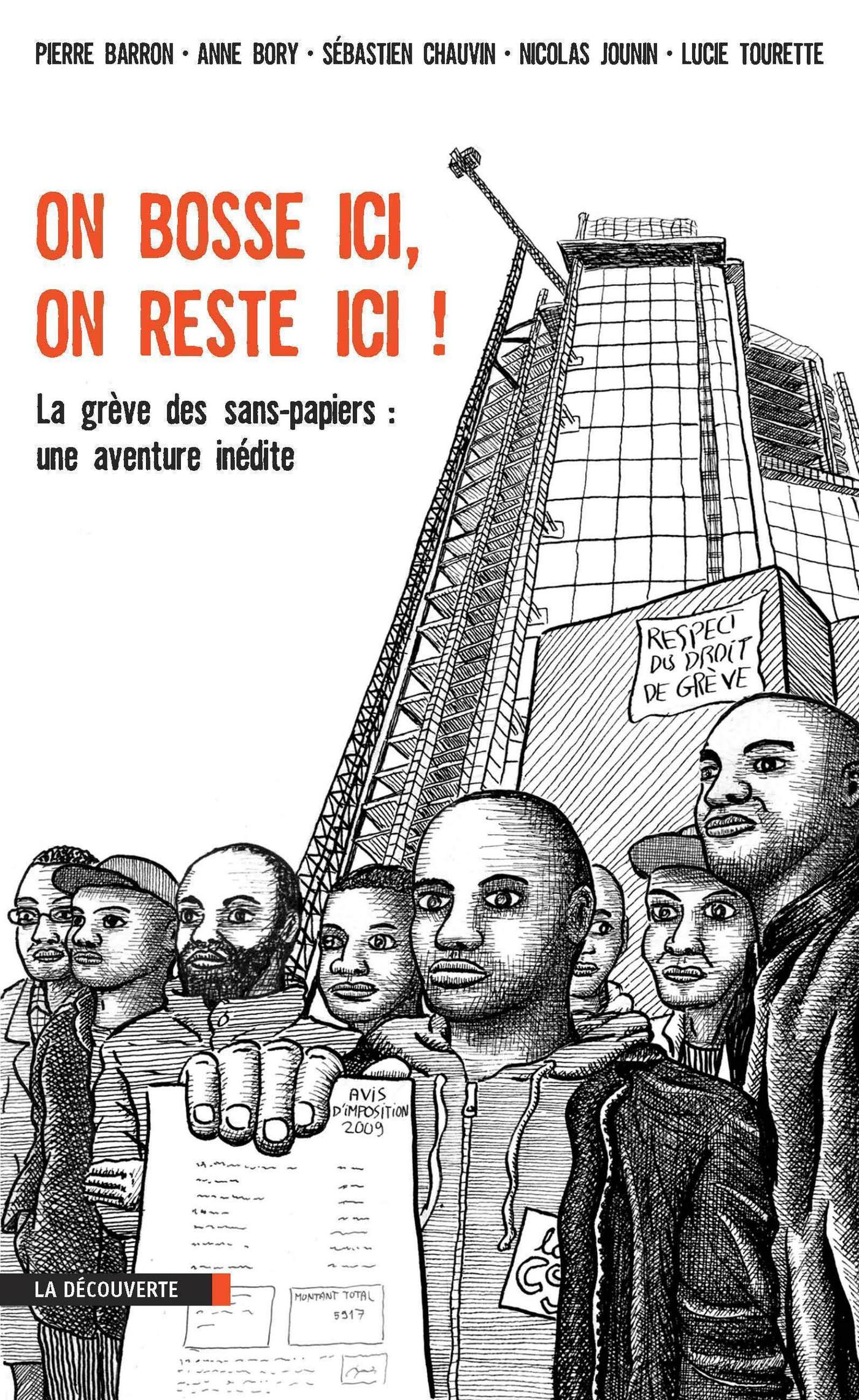 On bosse ici, on reste ici ! (ebook)