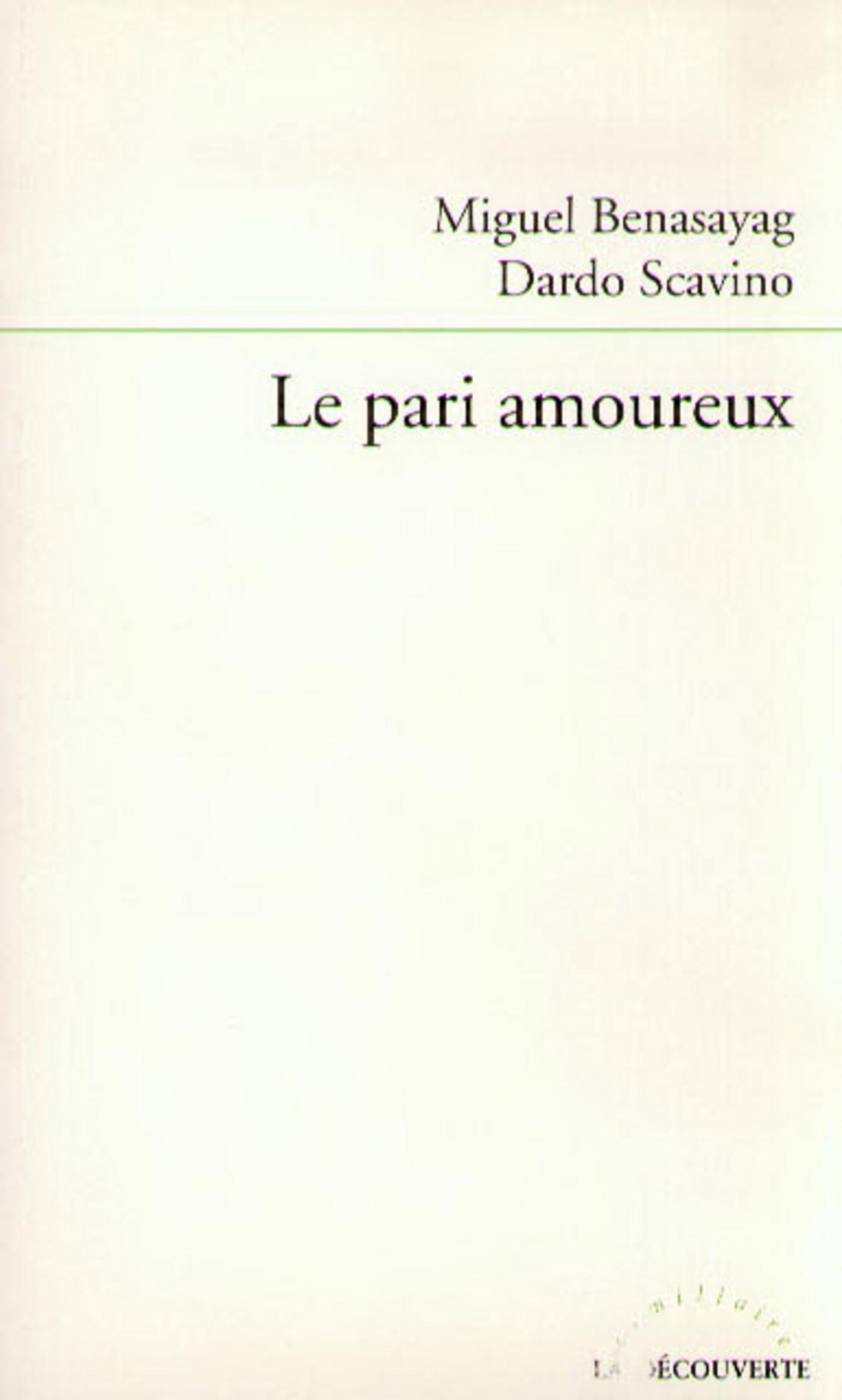 Le pari amoureux (ebook)