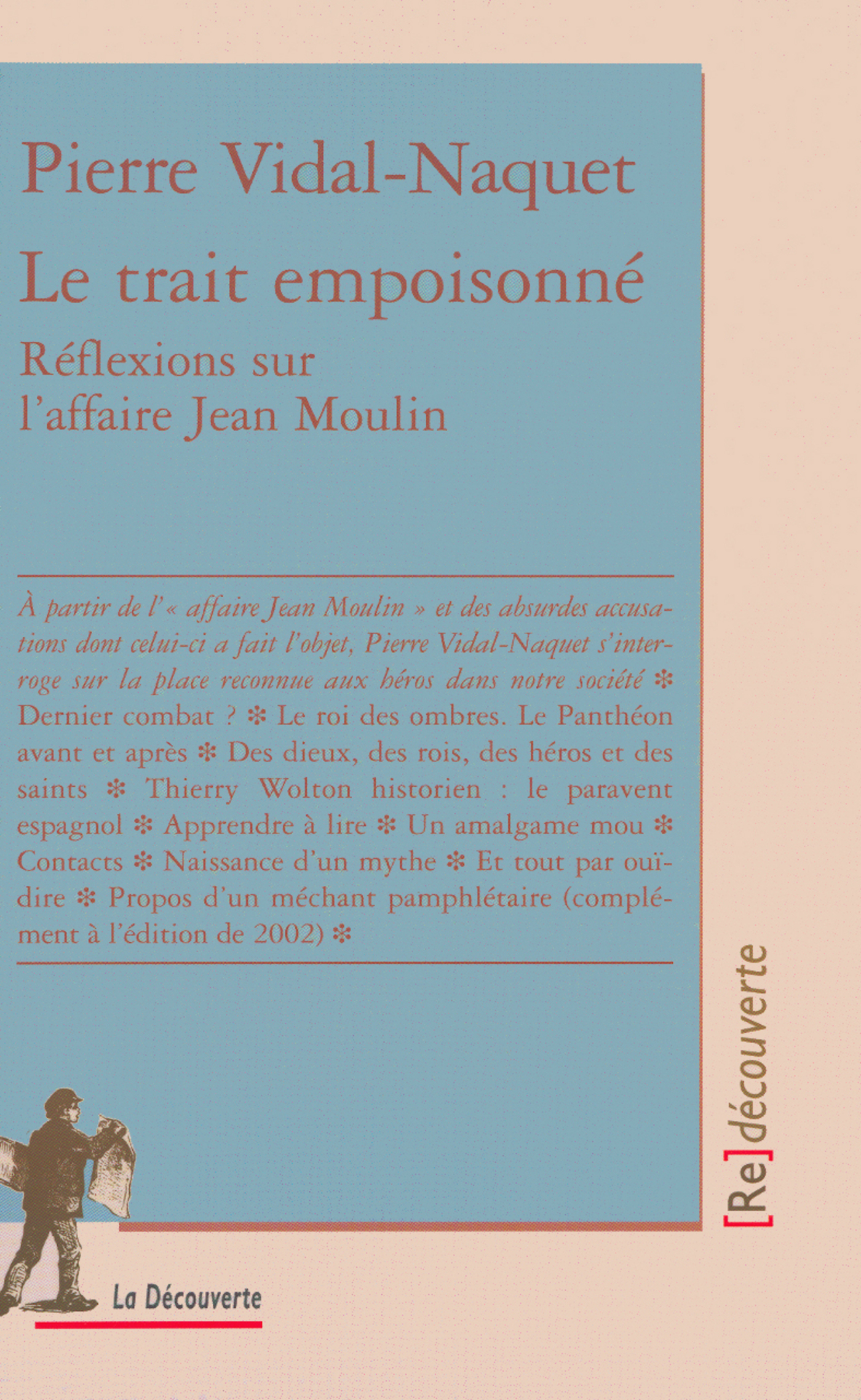 Le trait empoisonné (ebook)