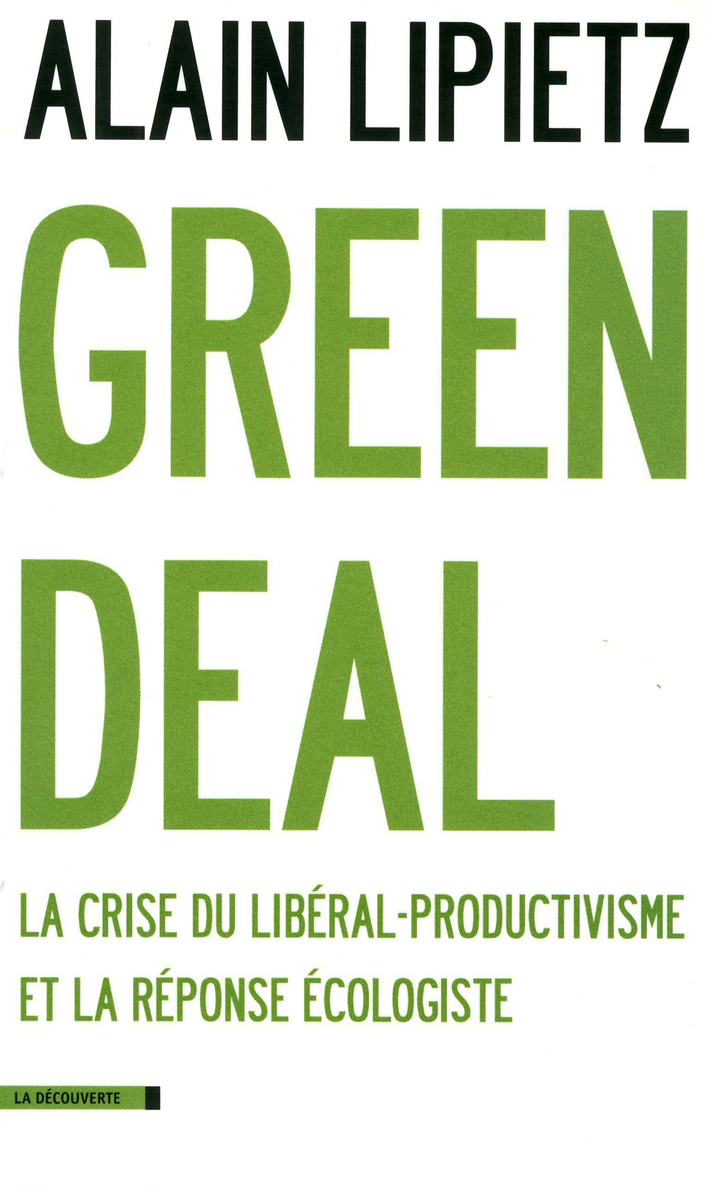 Green Deal (ebook)