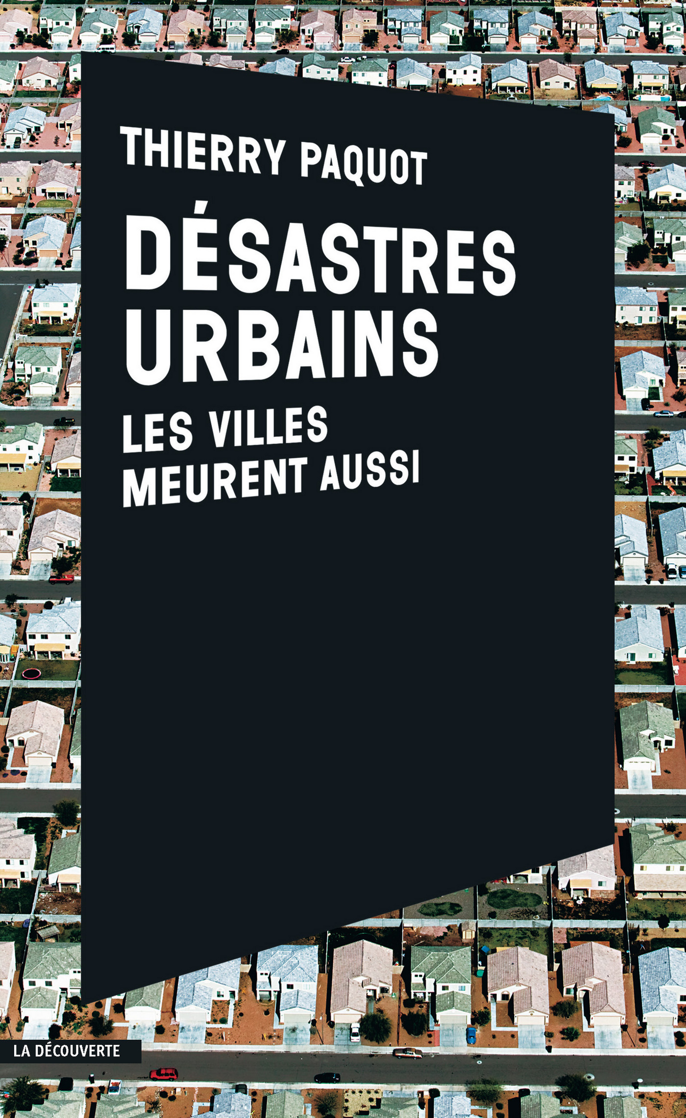 Désastres urbains (ebook)
