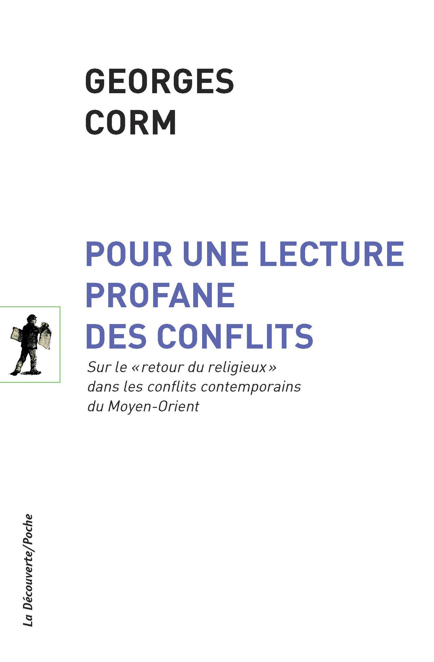 Pour une lecture profane des conflits (ebook)