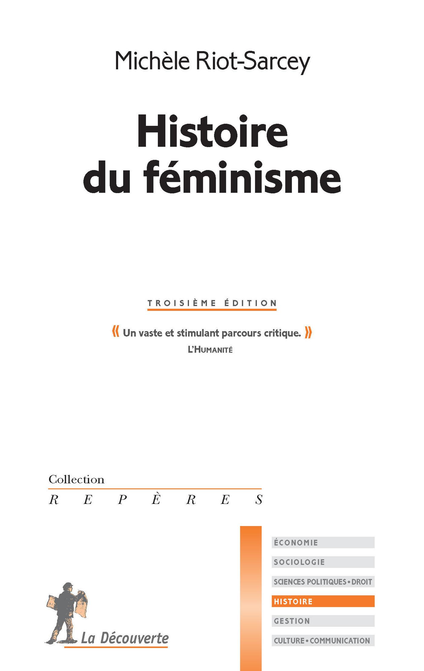 Histoire du féminisme (ebook)