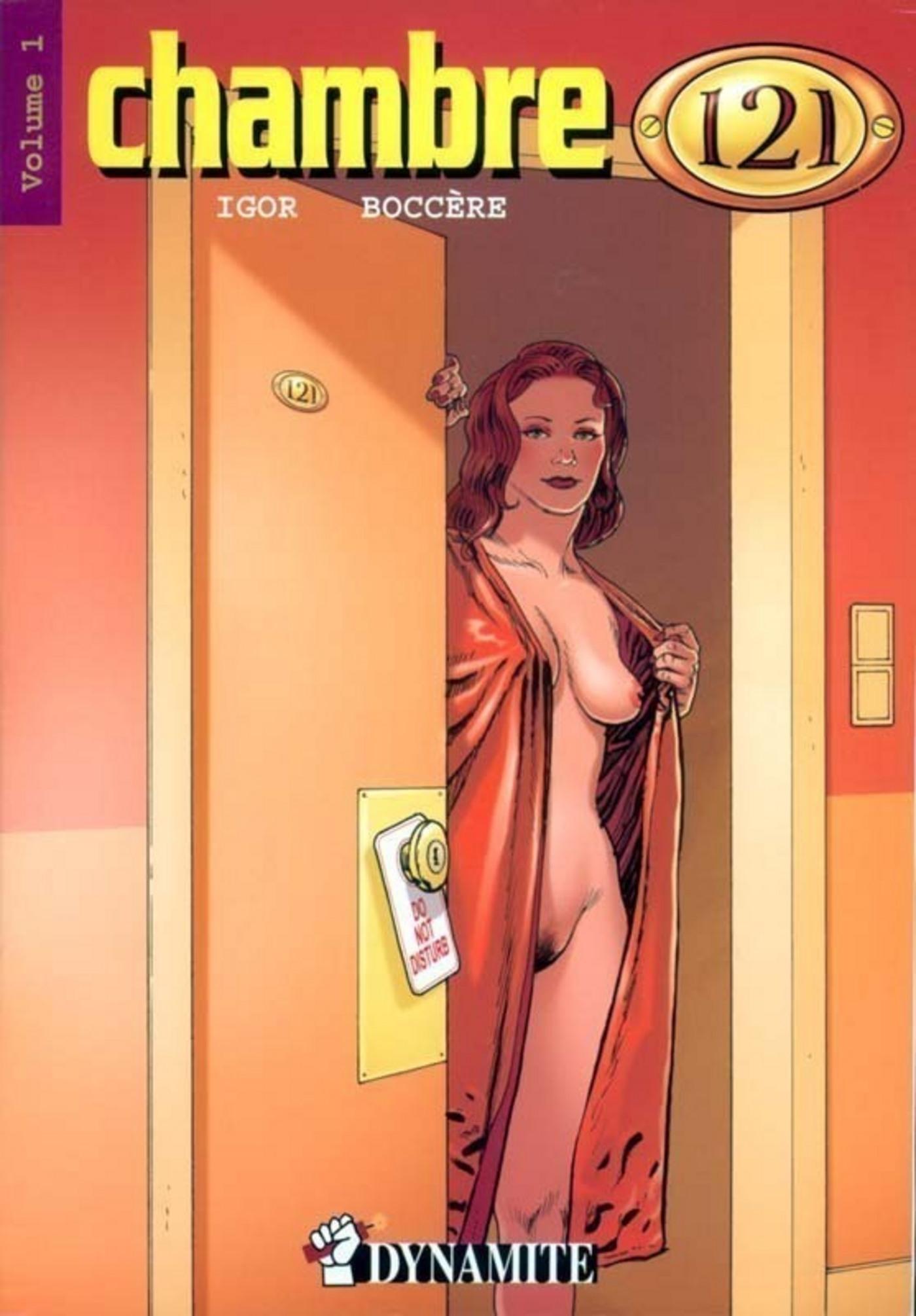 Chambre 121 - volume 1