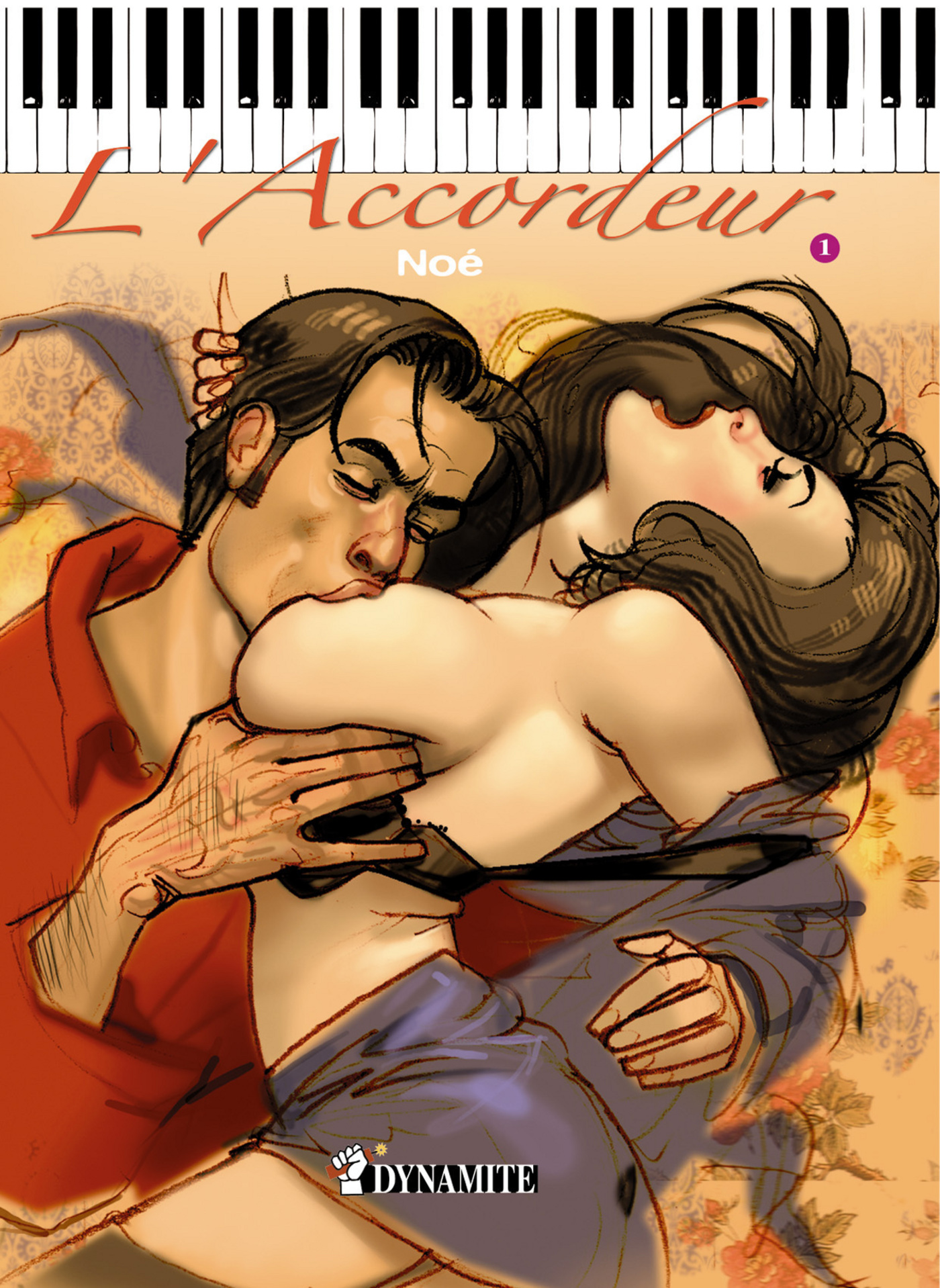 L'accordeur - Tome 1