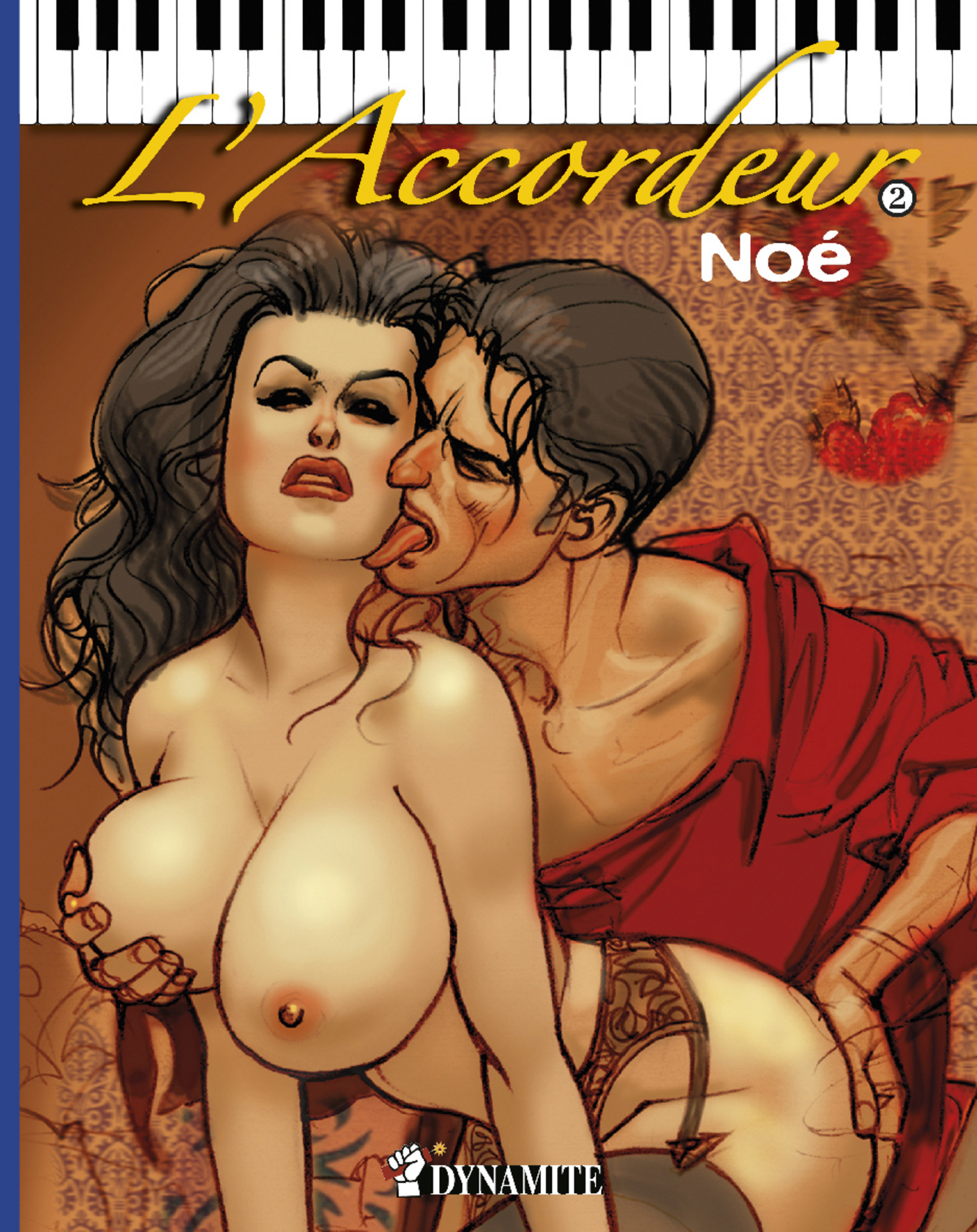 L'accordeur - Tome 2