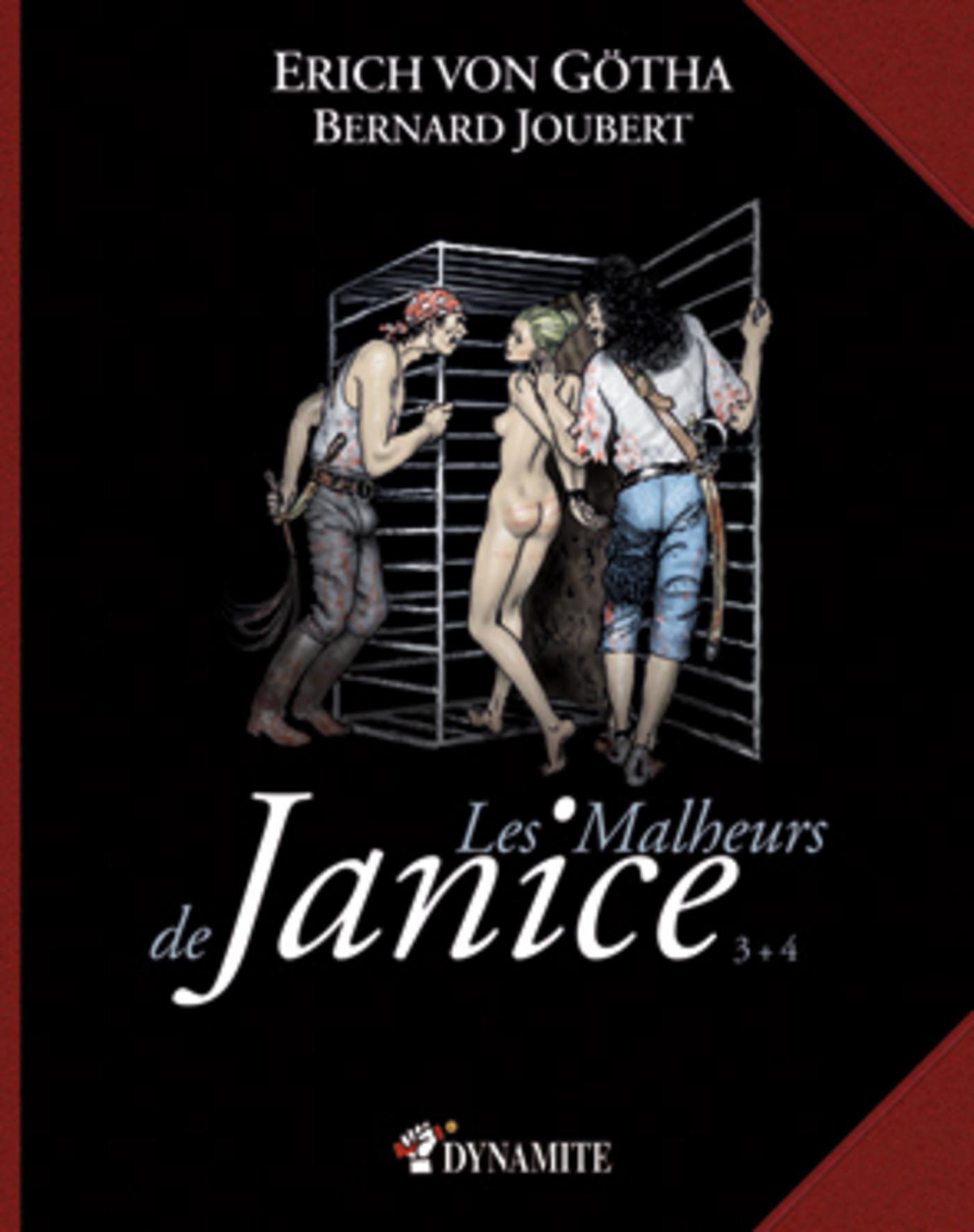 Les Malheurs de Janice - Tomes 3 et 4