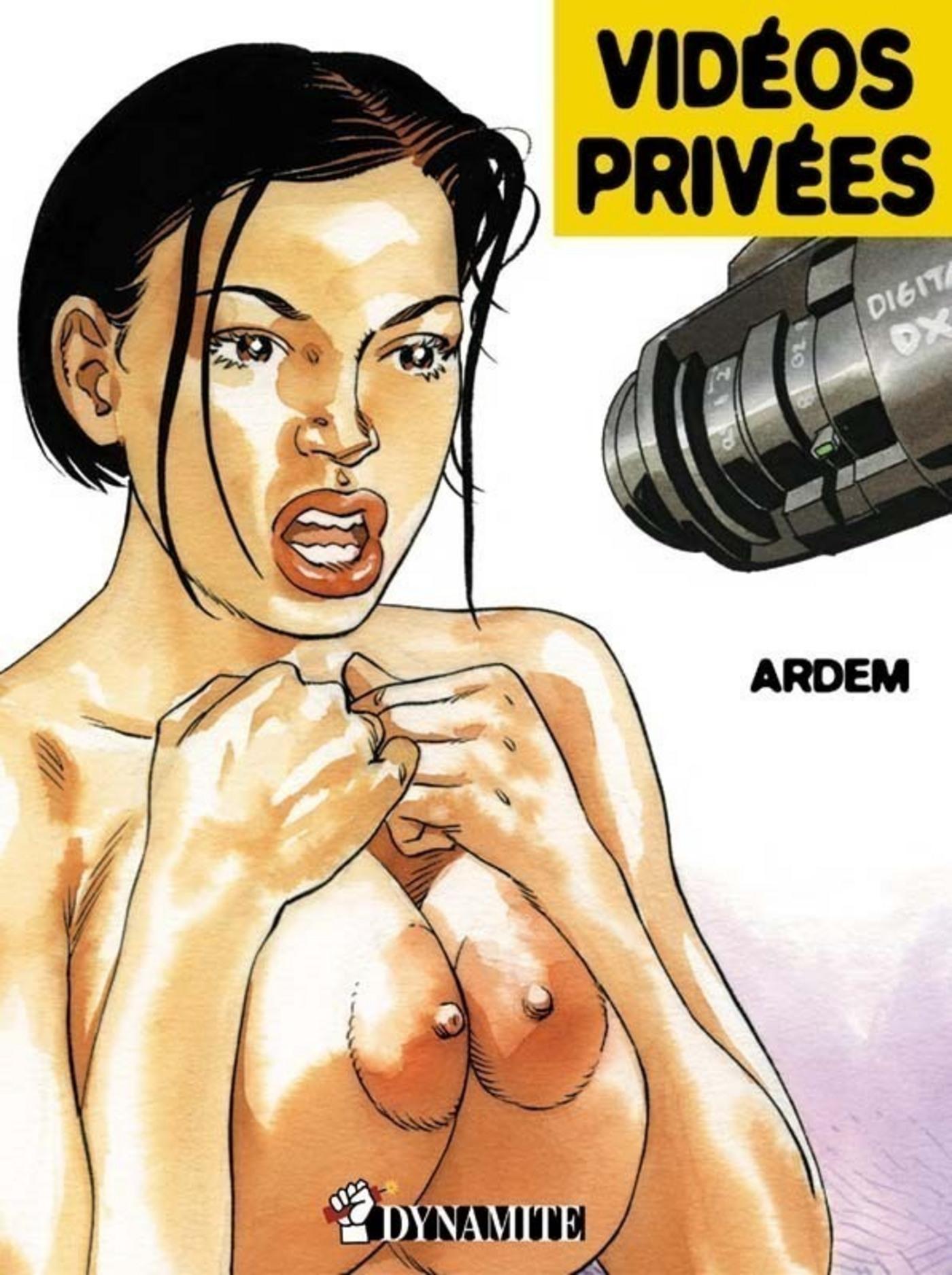 Vidéos privées (ebook)