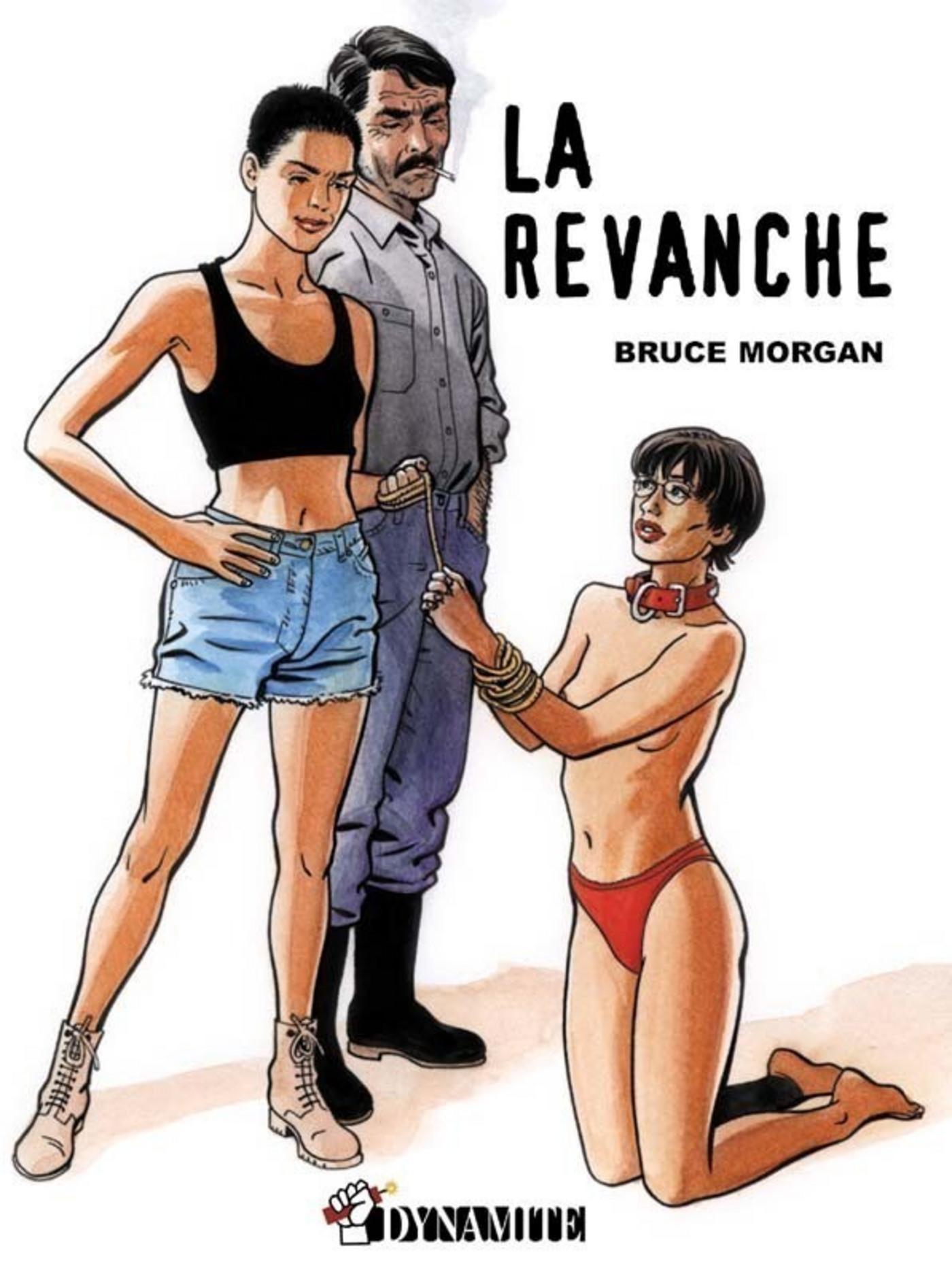 La revanche - nouvelle édition (ebook)